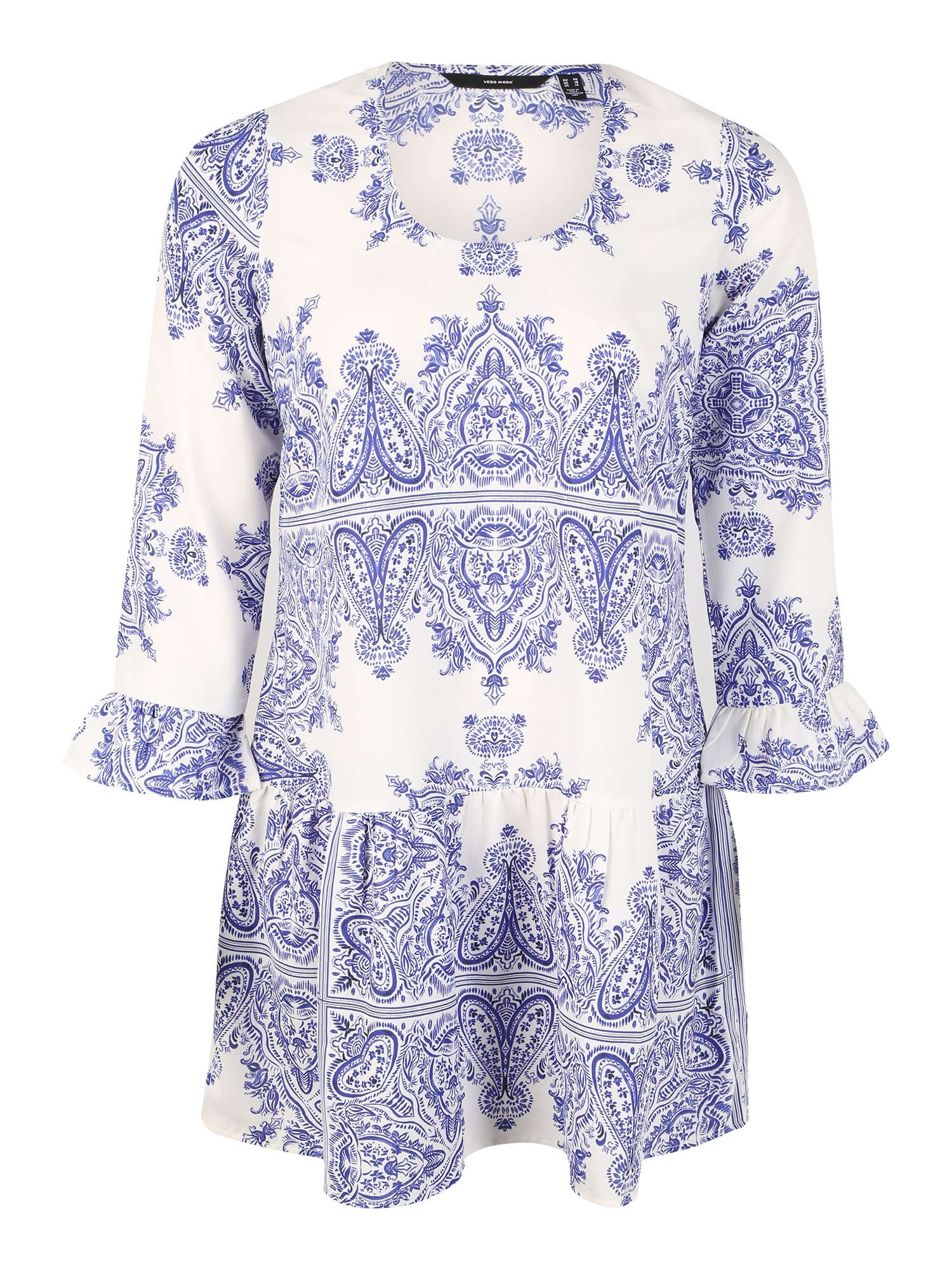 Vero Moda Curve Letní šaty 'VMBOKI'  bílá