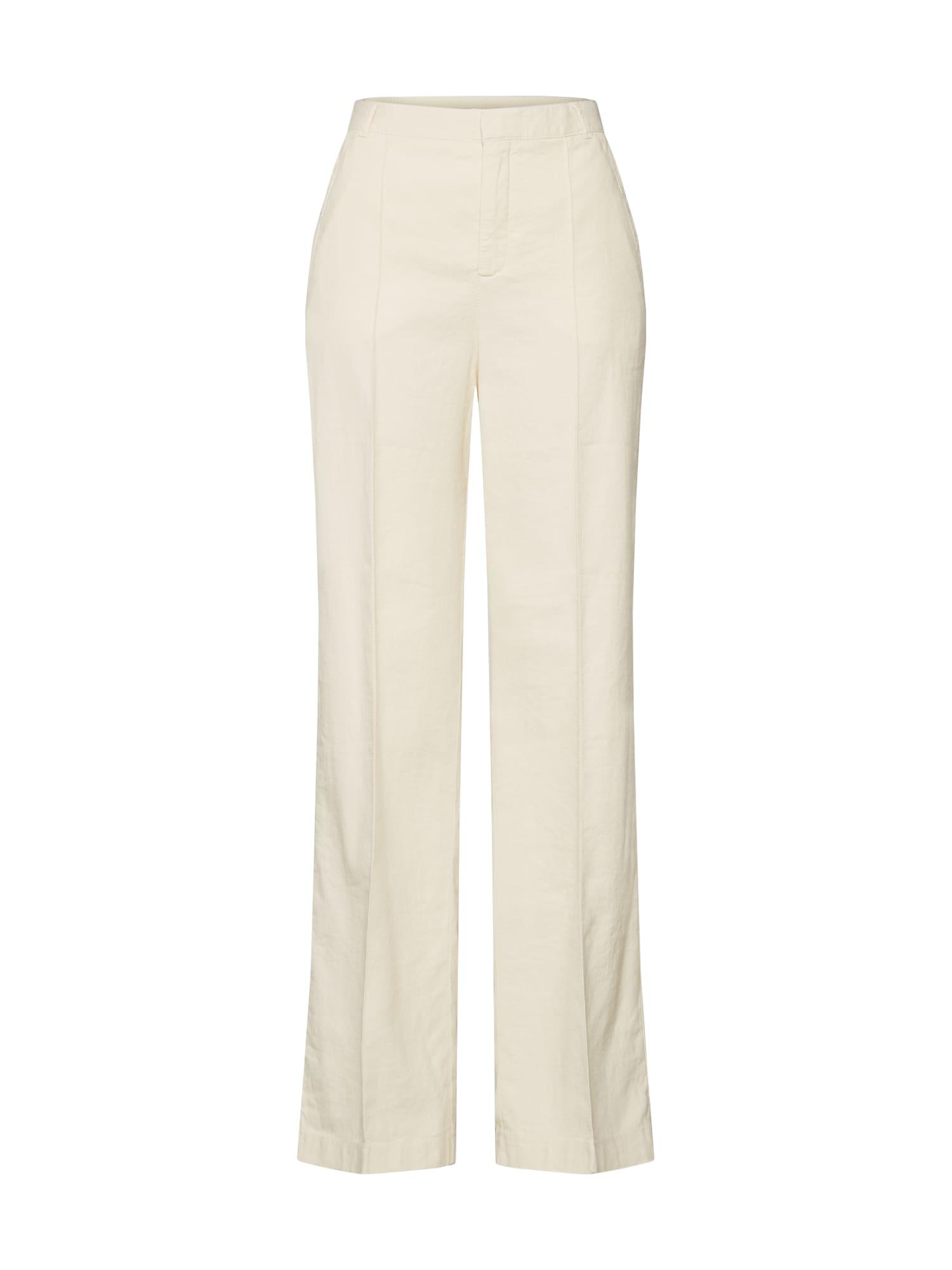 Kalhoty Sulotte krémová BOSS
