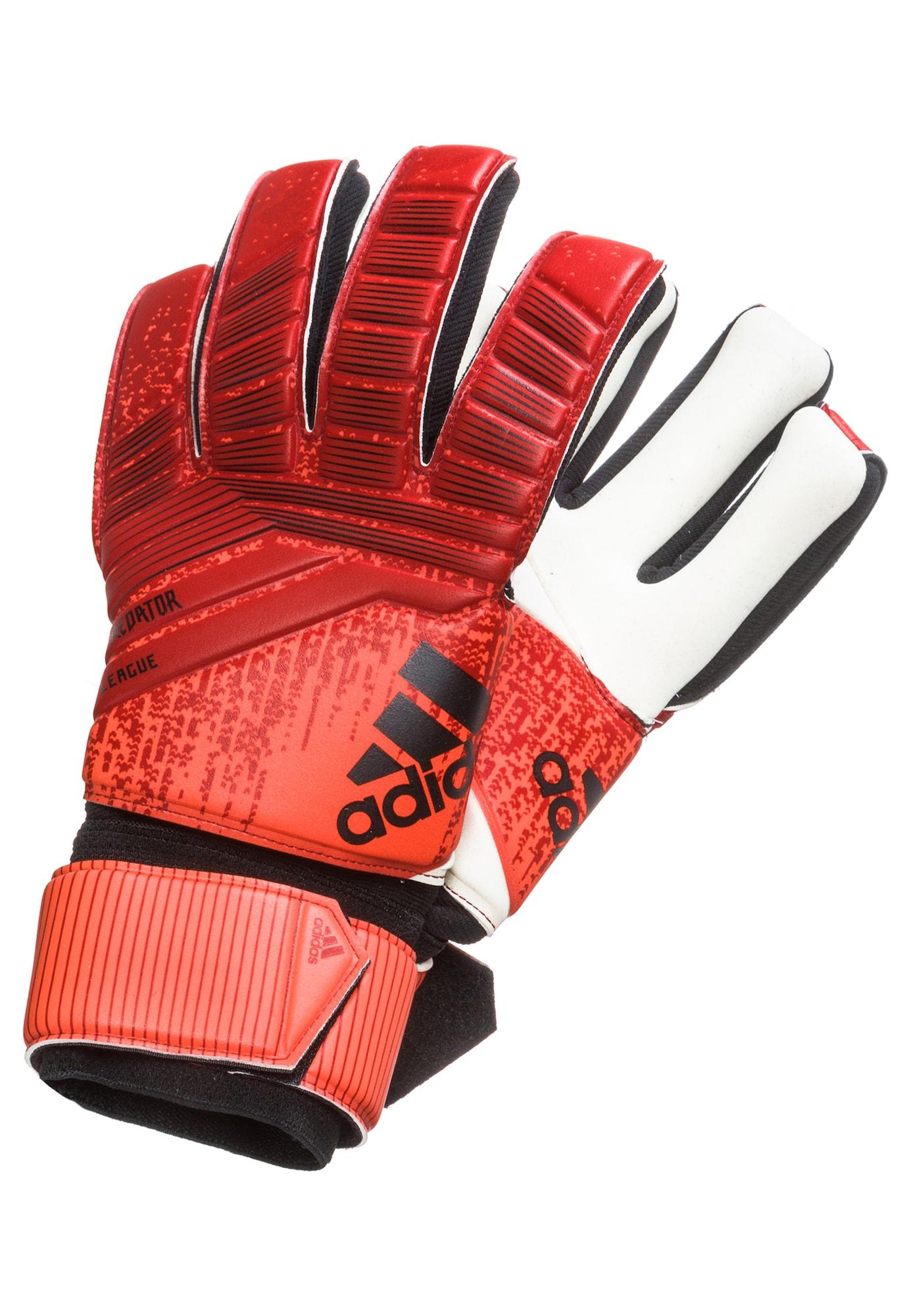 Torwarthandschuhe 'Predator League' | Accessoires > Handschuhe | Rot - Schwarz - Weiß | ADIDAS PERFORMANCE