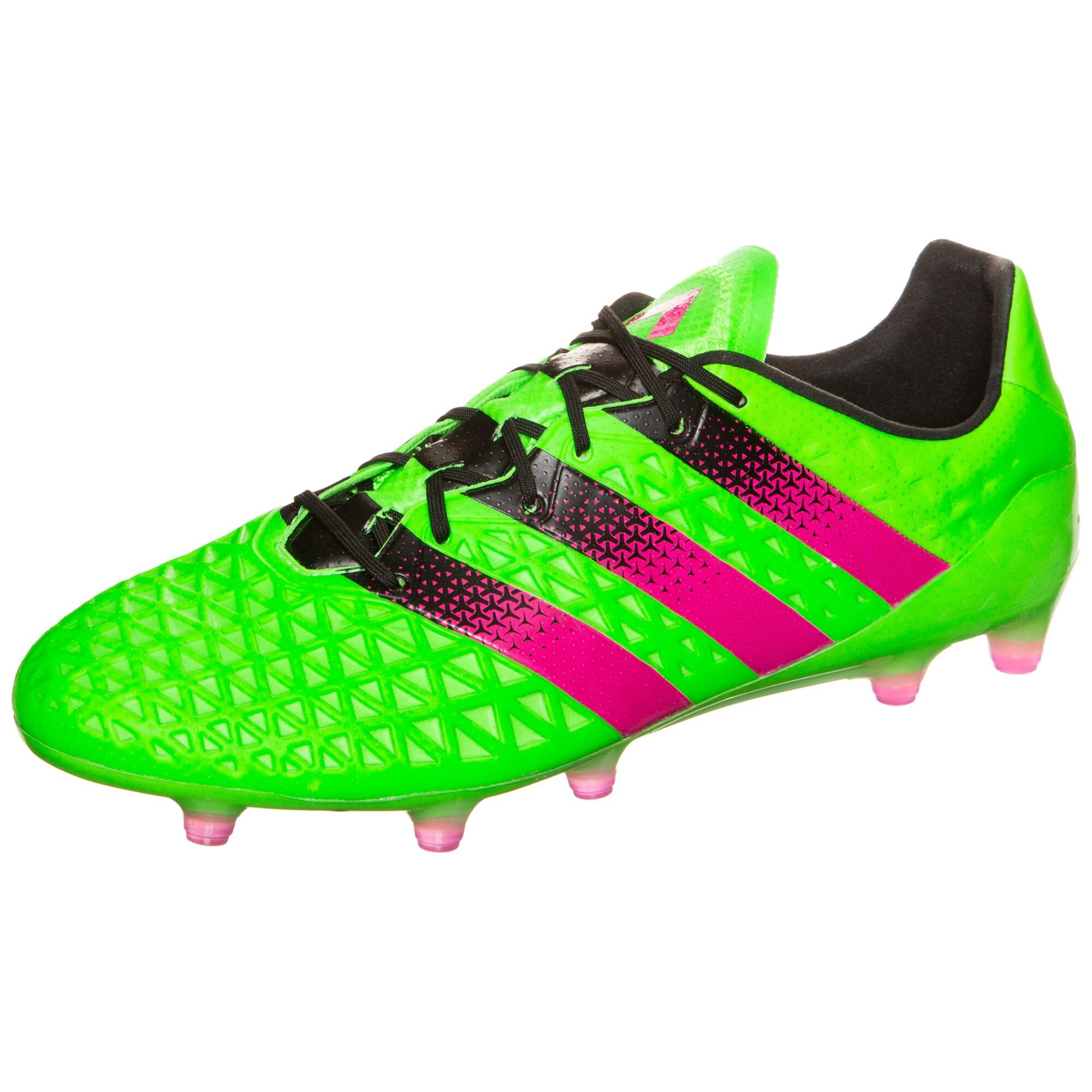 Fussballschuhe 'ACE 16.1 FG/AG AQ4894' | Schuhe > Sportschuhe > Fußballschuhe | Pink | ADIDAS PERFORMANCE