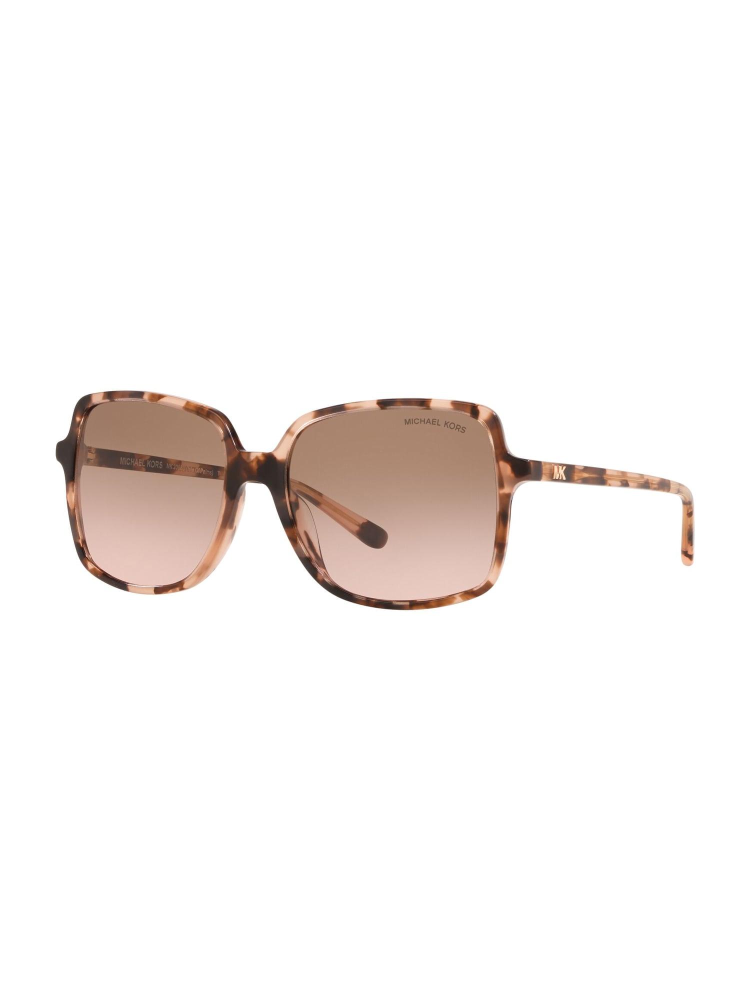 Michael Kors Sluneční brýle 'ISLE OF PALMS'  hnědá / růžová