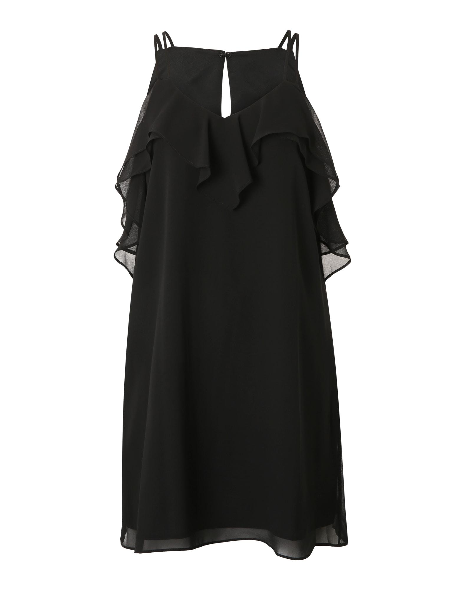 Koktejlové šaty černá BCBGeneration