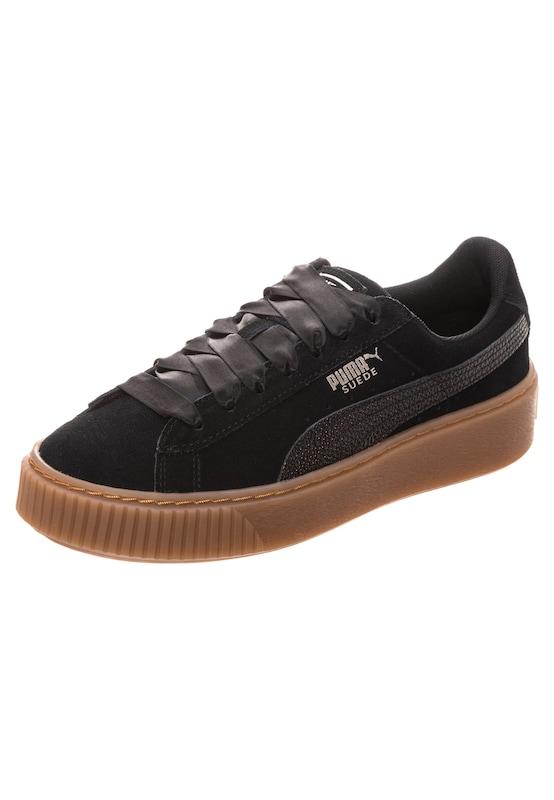 PUMA Sneaker ´Suede Platform Bubble´