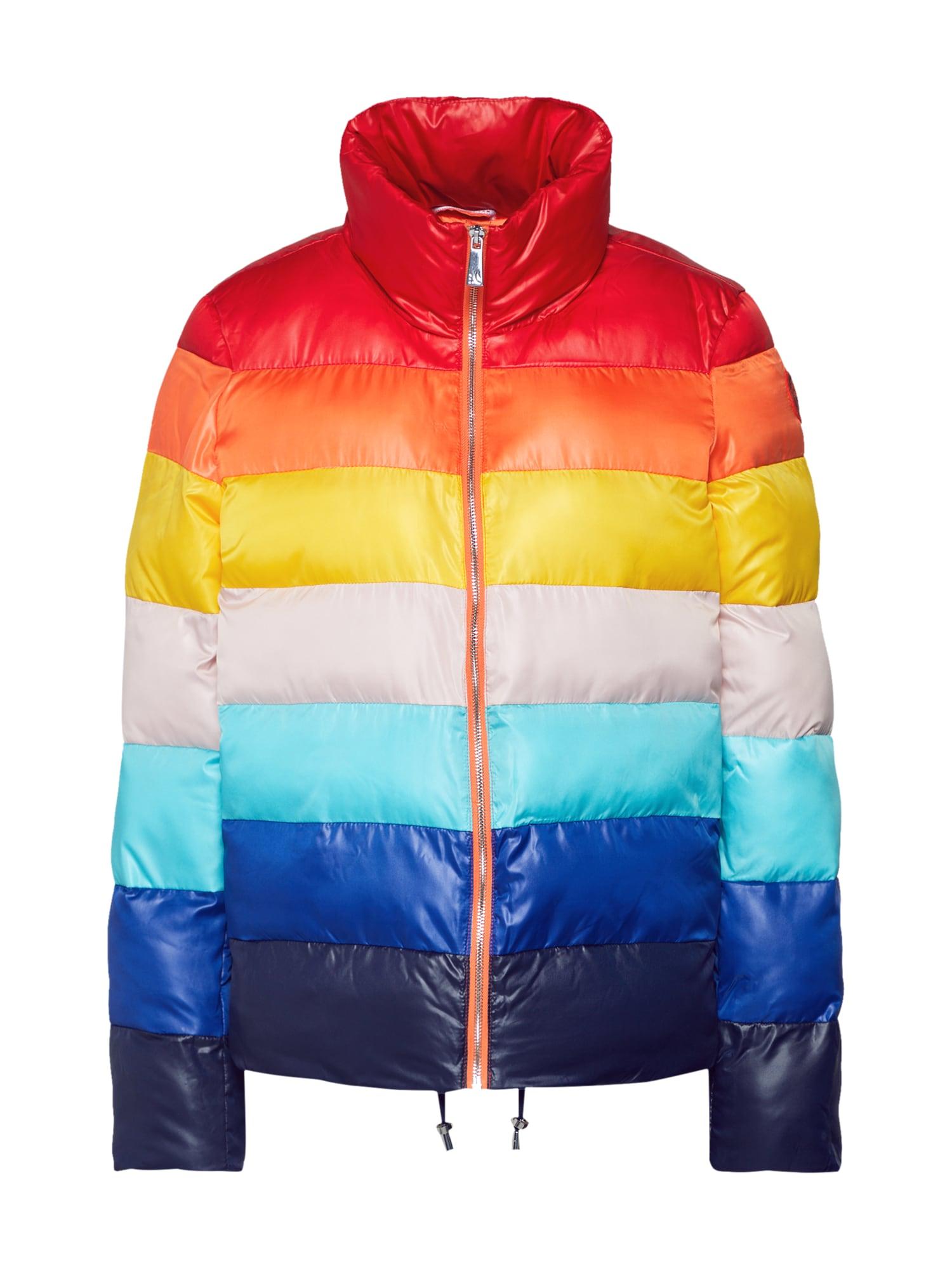 Zimní bunda mix barev S.Oliver RED LABEL