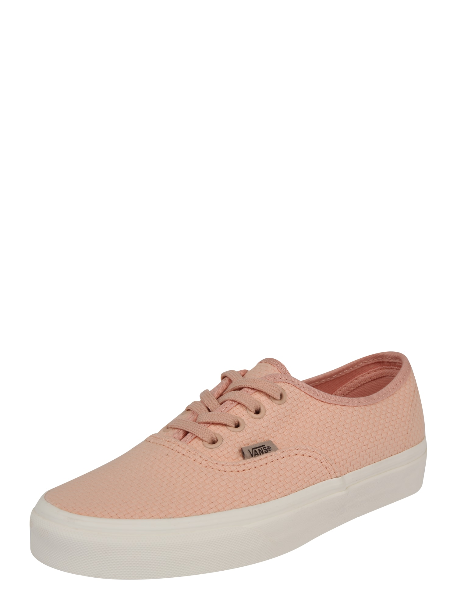 VANS, Dames Sneakers laag 'Authentic', koraal / wit