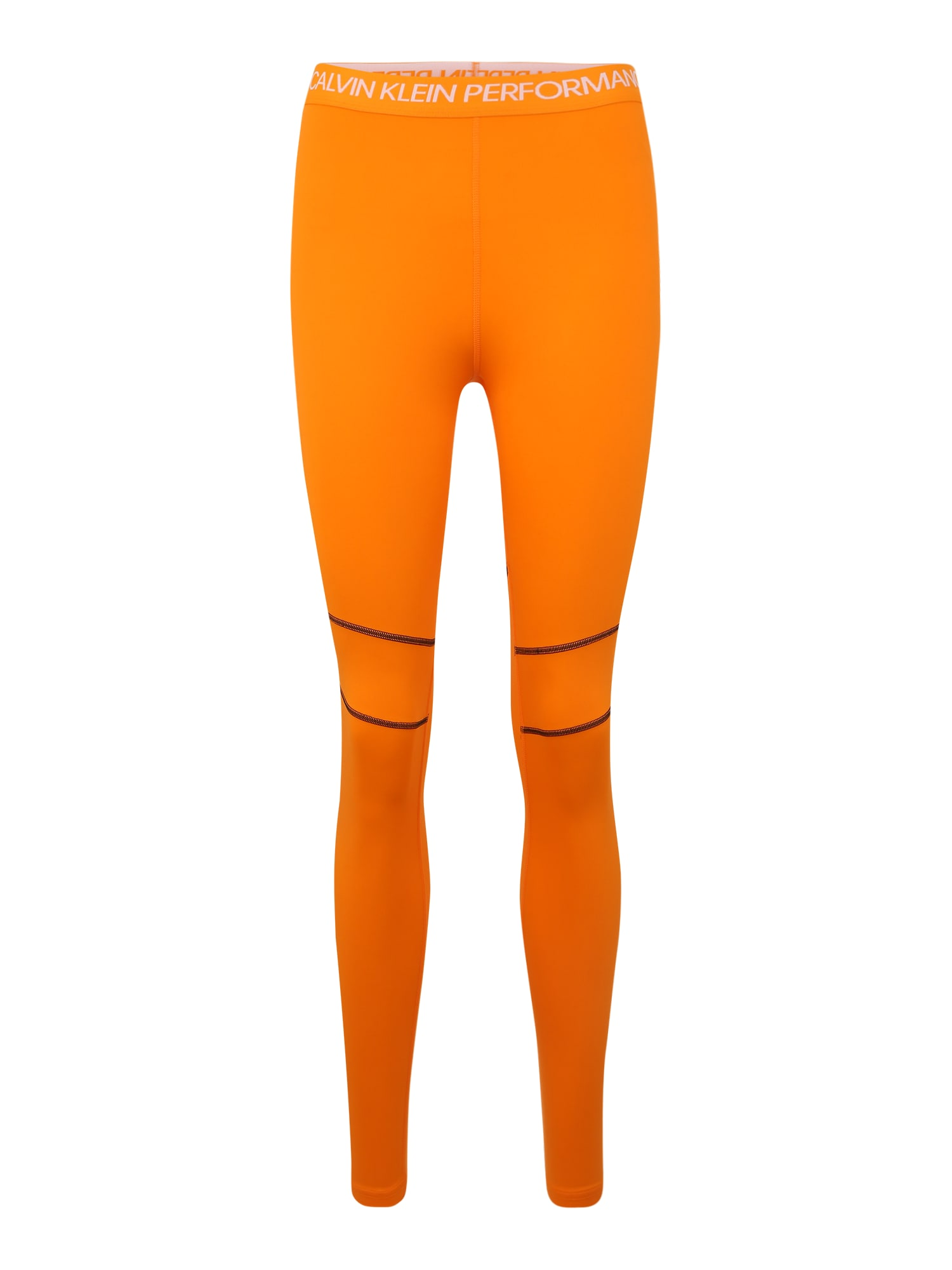 Sport-Leggings | Sportbekleidung > Sporthosen > Sportleggings | Orange | Calvin Klein Performance
