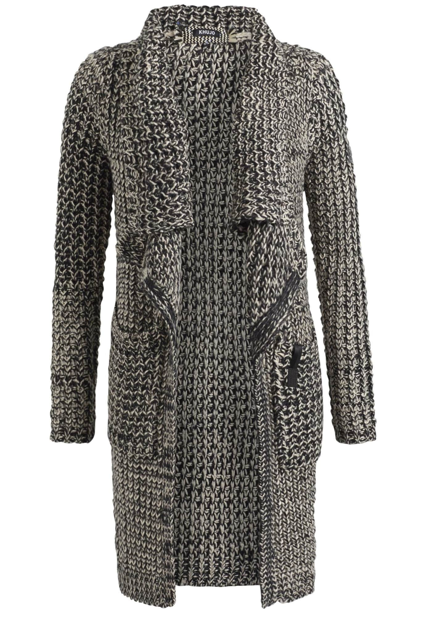 Strickjacke 'CARLINA' | Bekleidung > Strickjacken & -mäntel > Strickjacken | Khujo