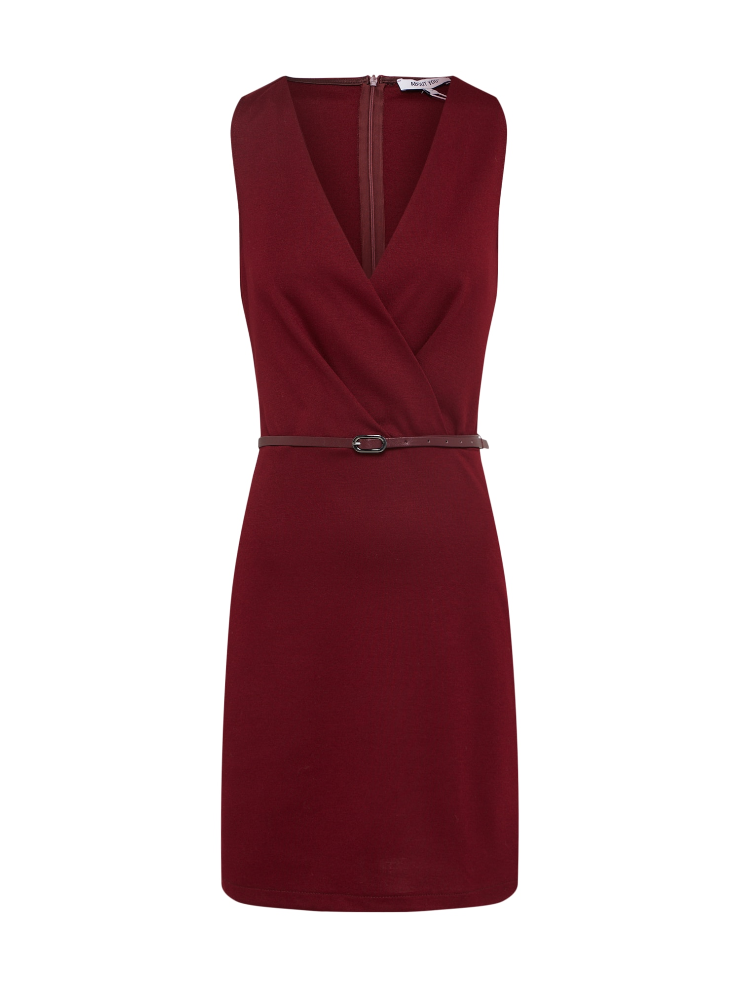 ABOUT YOU Jurk 'Ludmilla Dress' bourgogne
