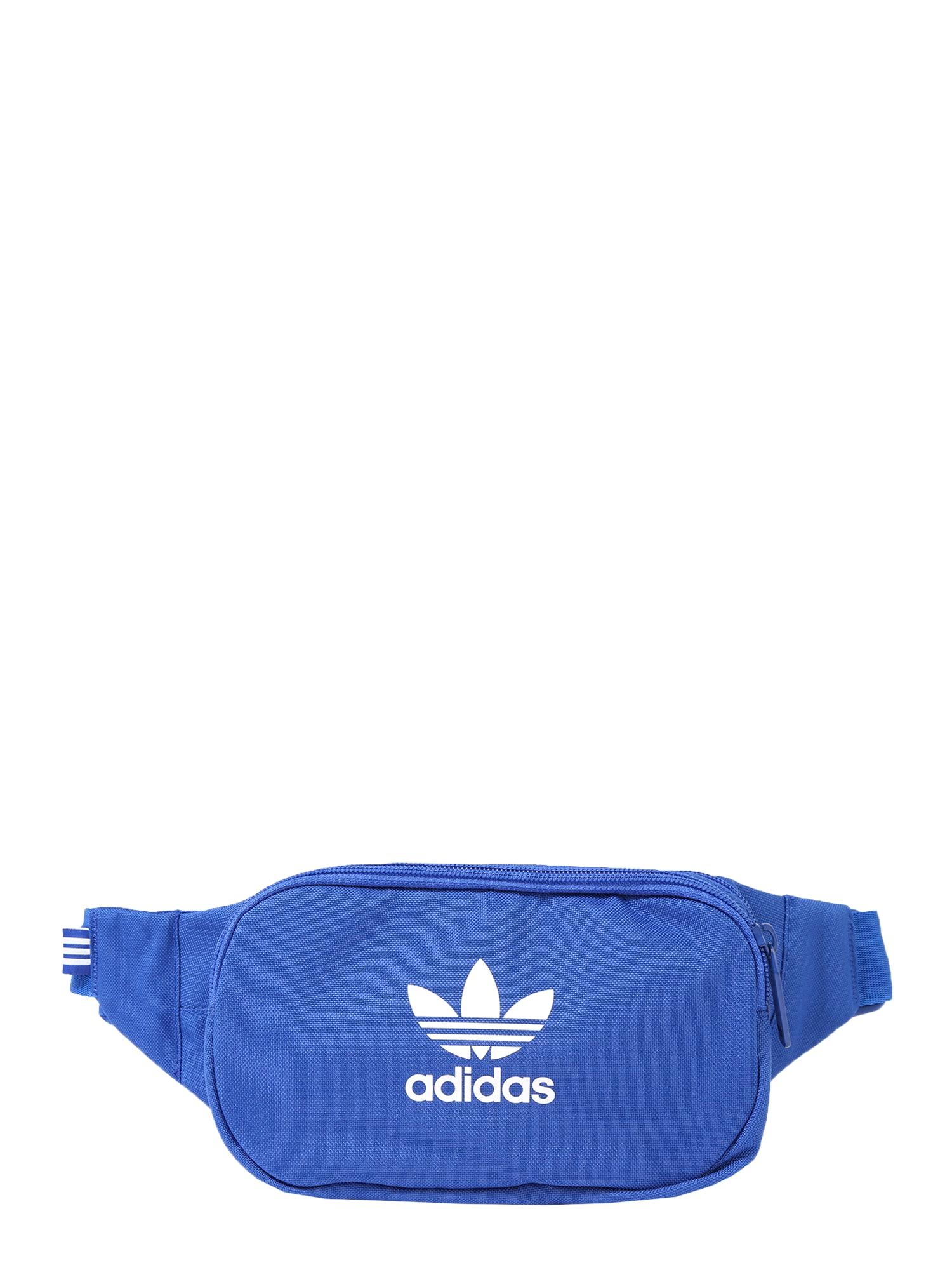 Ledvinka Essential Crossbody modrá ADIDAS ORIGINALS