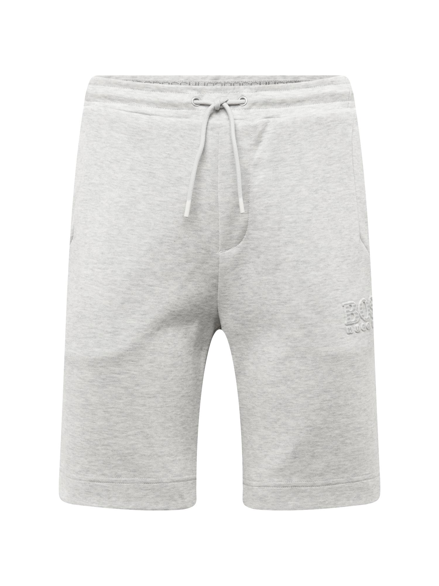 Kalhoty Headlo 10134333 01 světle šedá BOSS