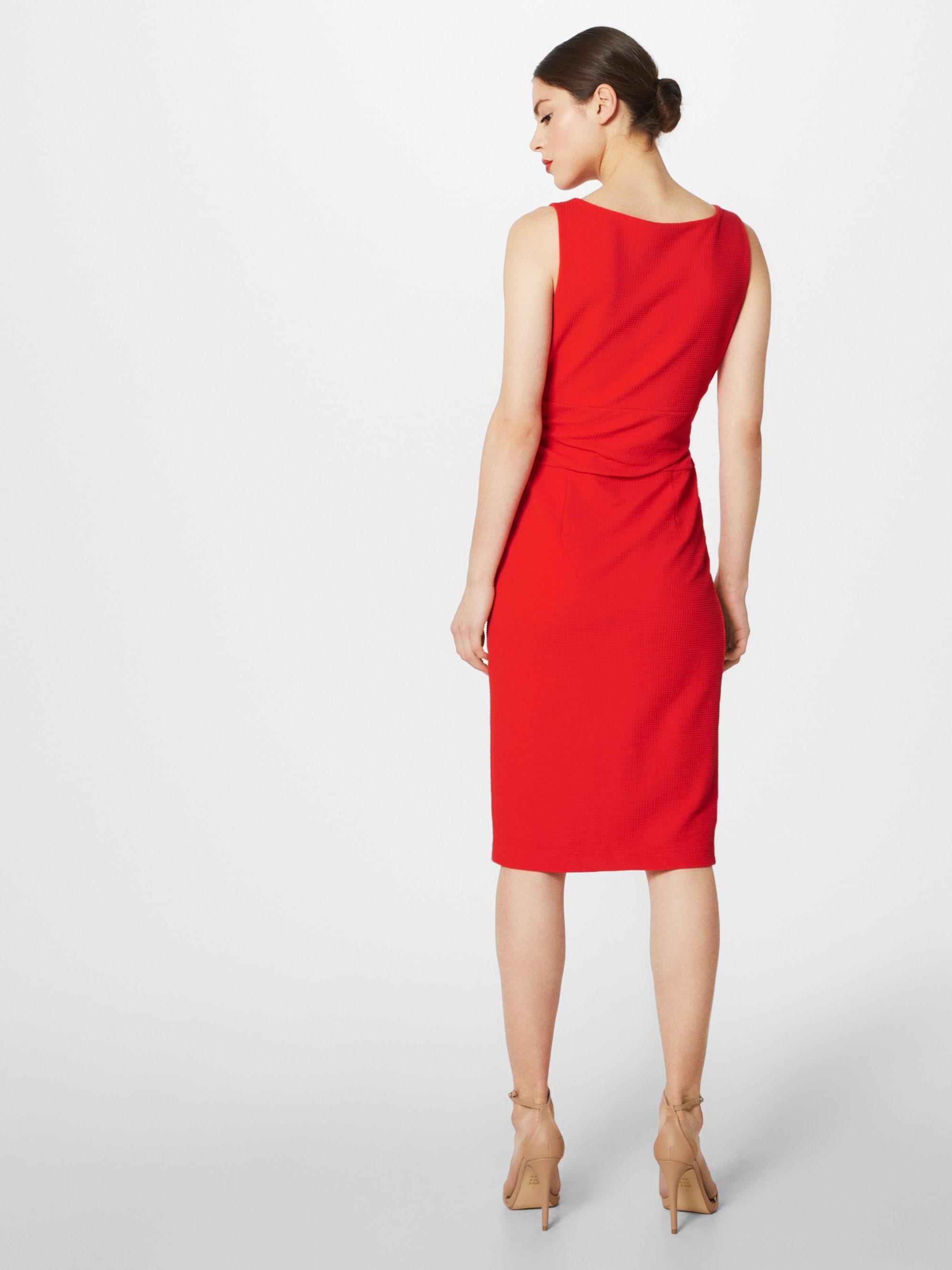 COMMA Sukienka  czerwony