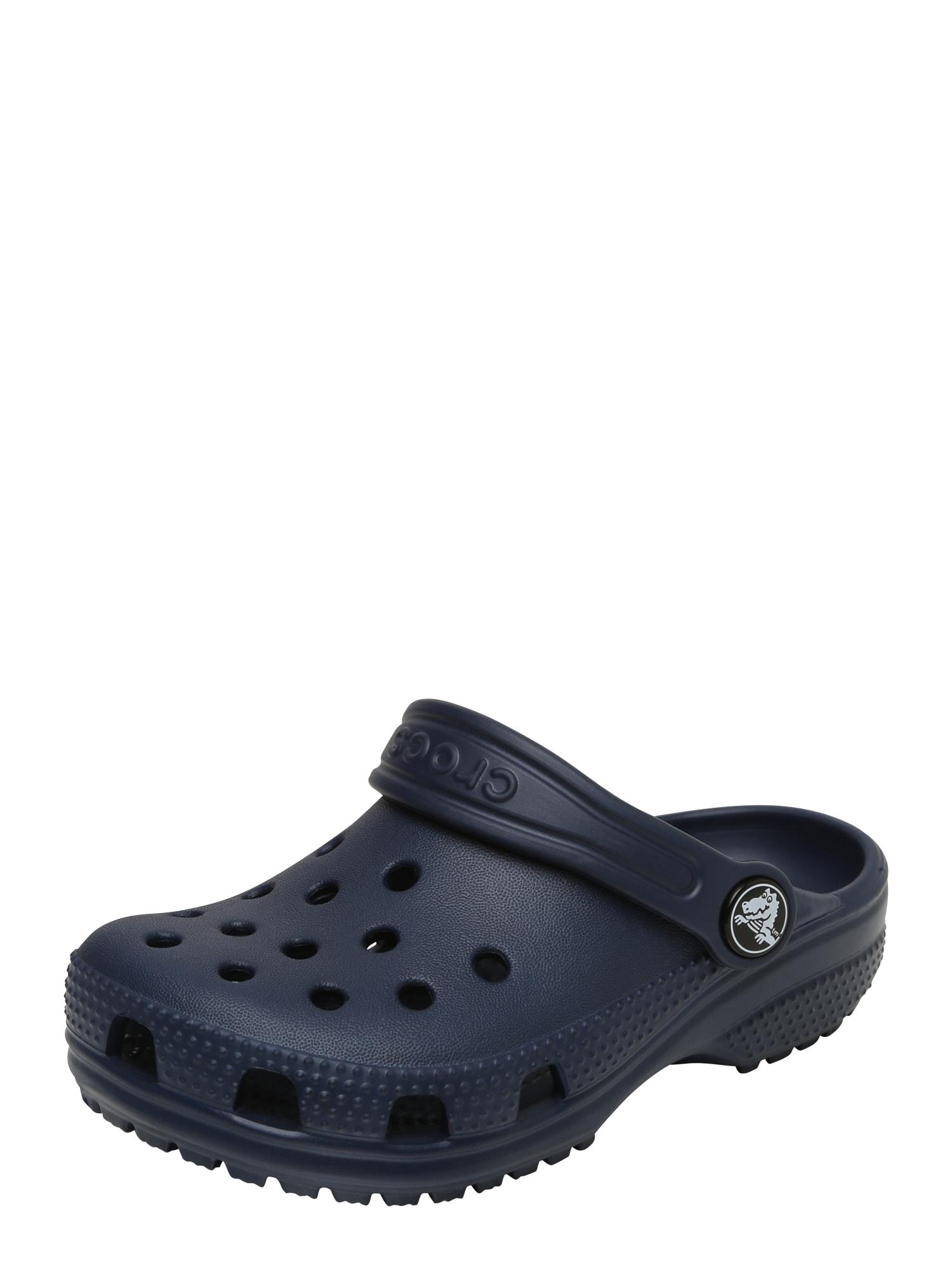 Otevřená obuv Classic K kobaltová modř Crocs
