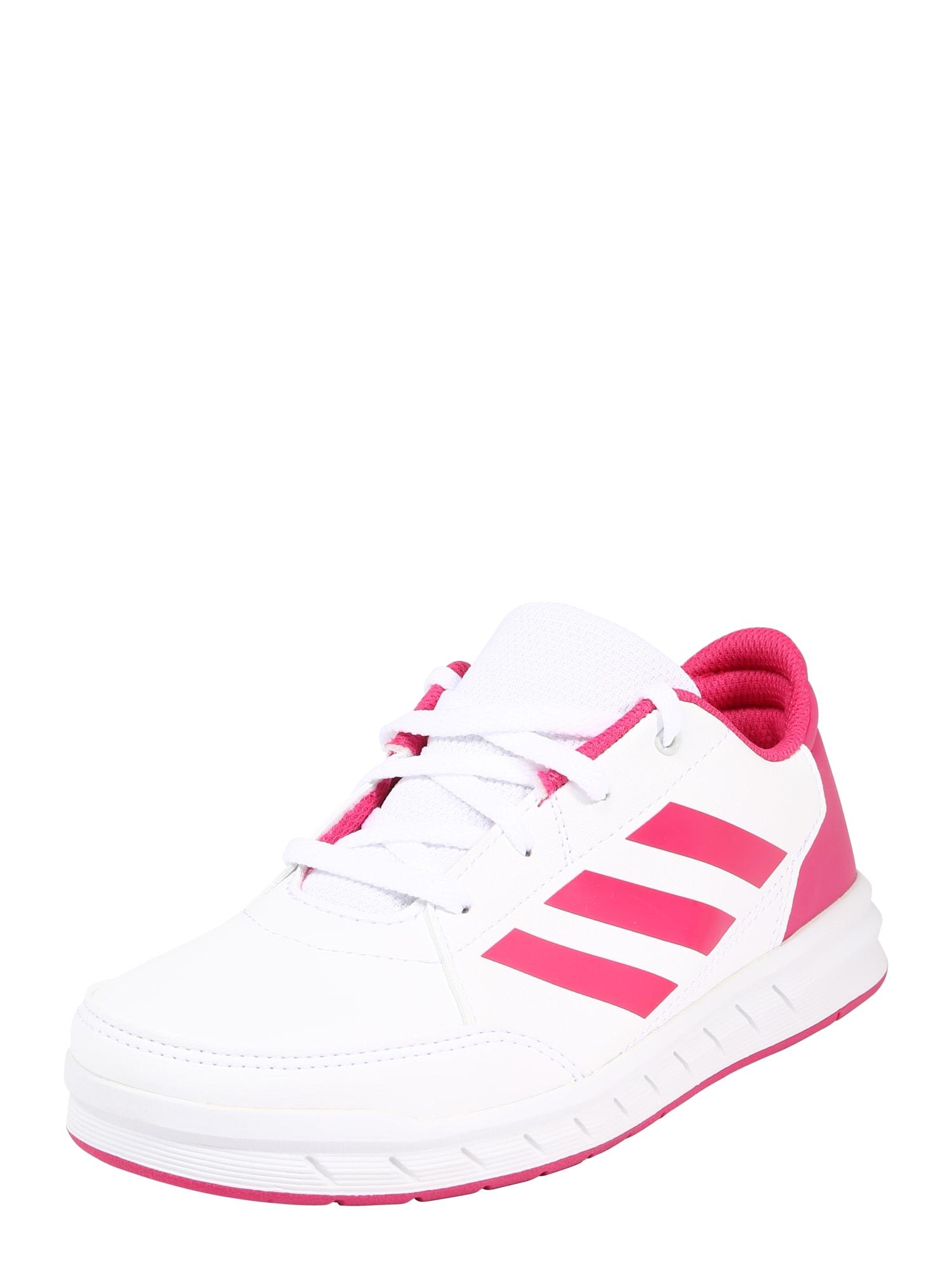 Sportovní boty AltaSport K tmavě růžová bílá ADIDAS PERFORMANCE