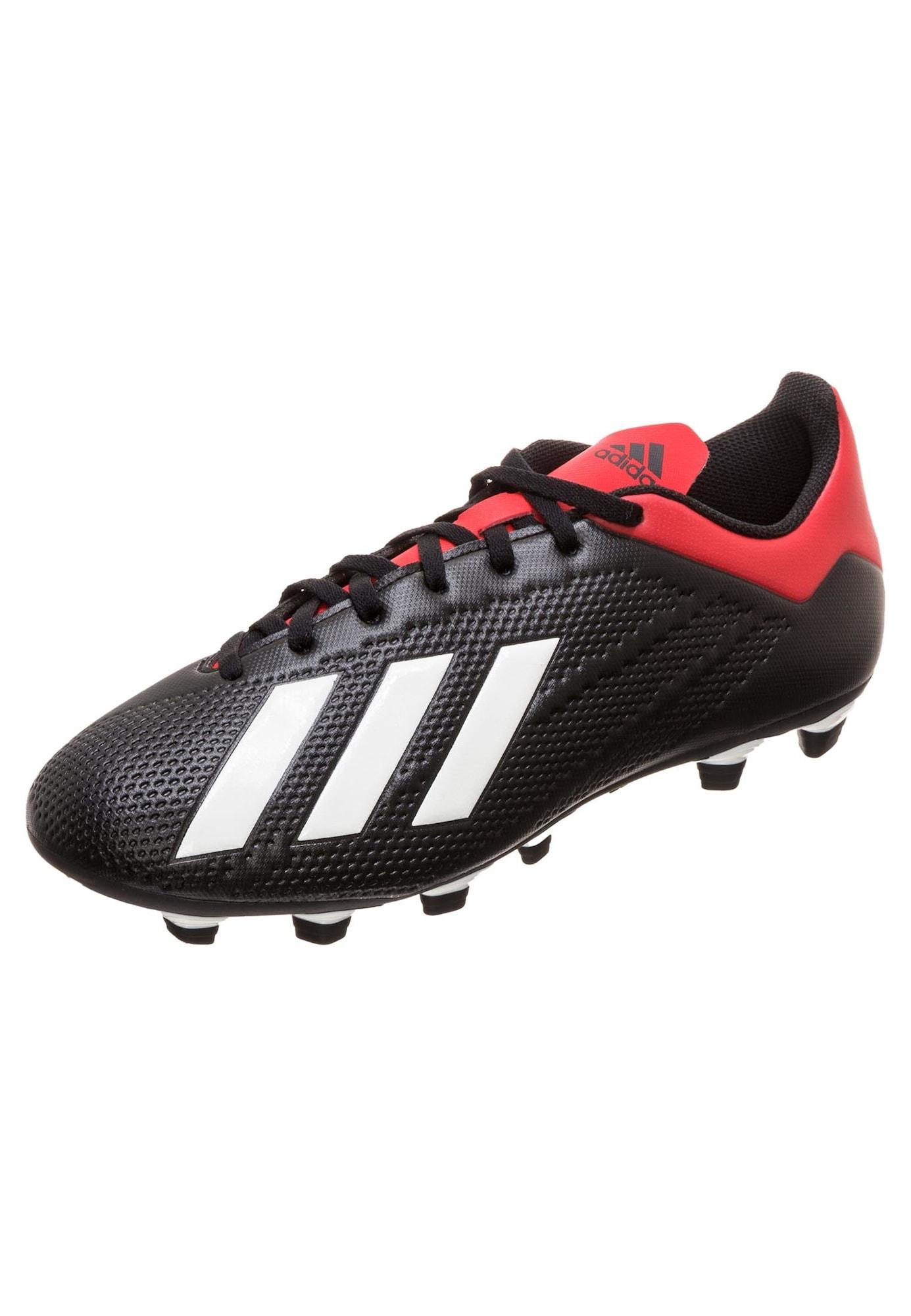 Fußballschuh 'X 18.4 FG' | Schuhe > Sportschuhe > Fußballschuhe | Rot - Schwarz - Weiß | ADIDAS PERFORMANCE