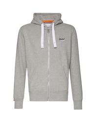 Sweatshirtjacke ´Orange Label Ziphood´