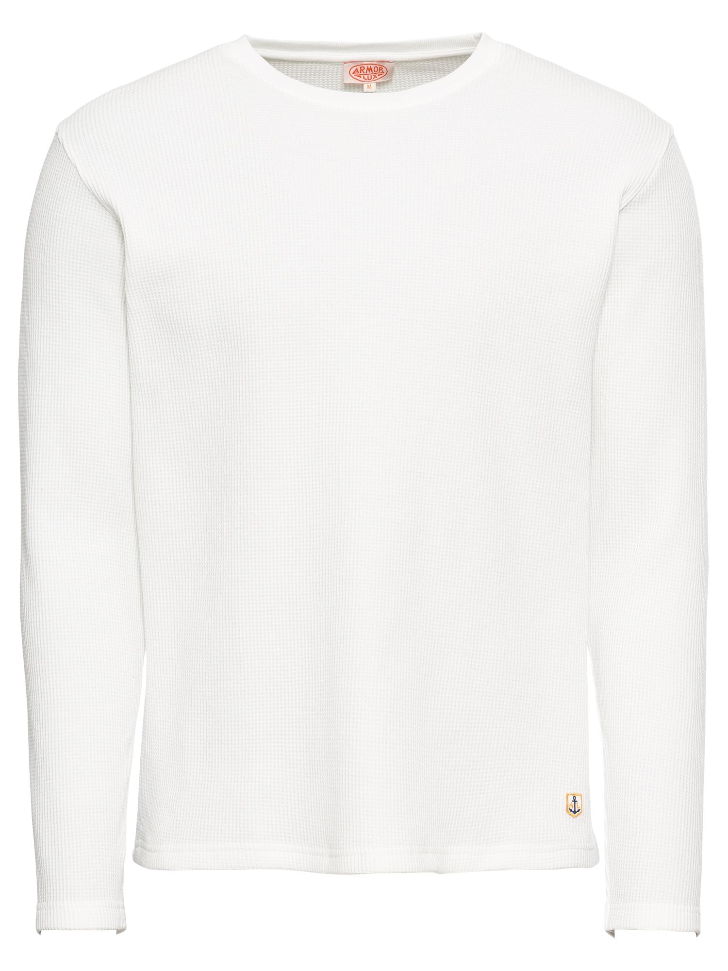Svetr T-Shirt ML Héritage bílá Armor Lux