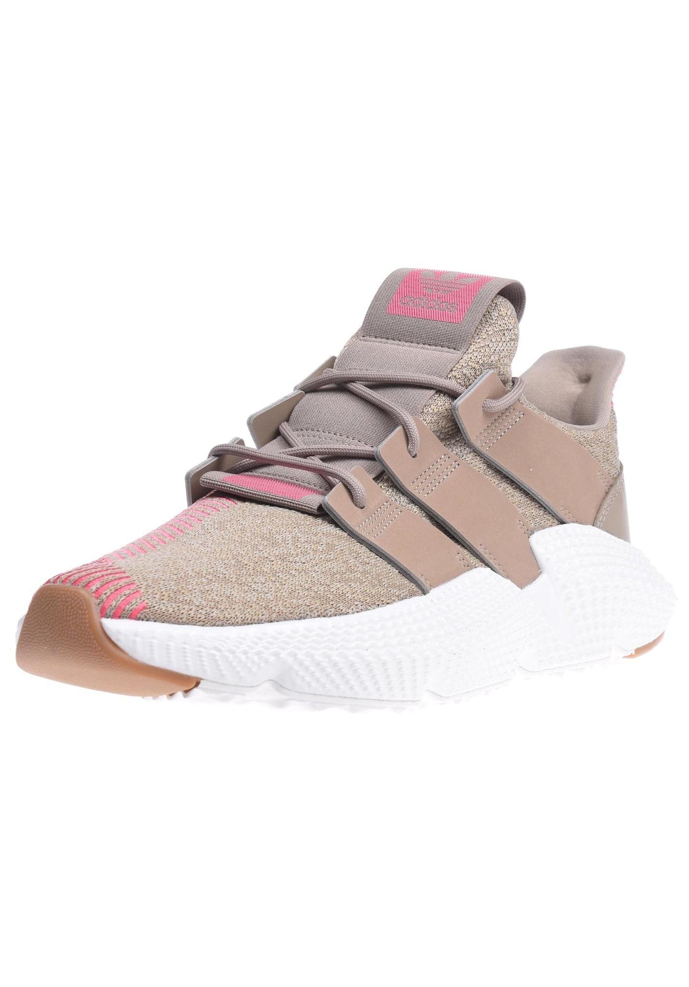 ADIDAS ORIGINALS, Heren Sneakers laag 'Prophere', donkerbeige / pink
