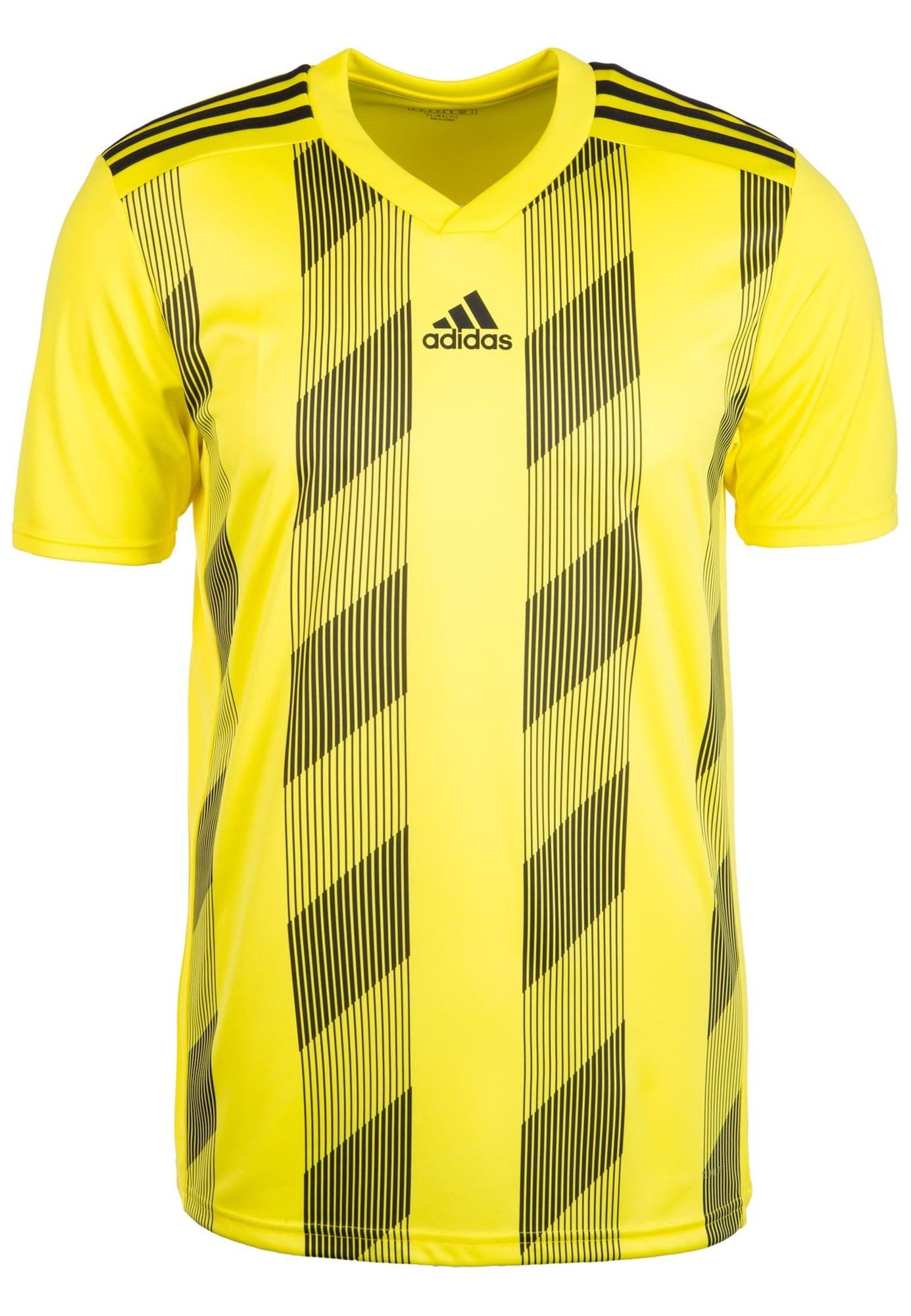 Fußballtrikot 'Striped 19'   Sportbekleidung > Trikots > Fußballtrikots   Schwarz   ADIDAS PERFORMANCE