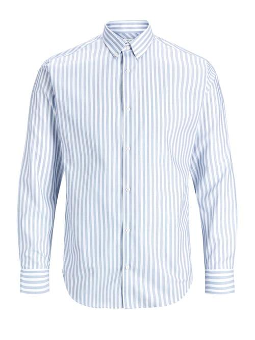 Bügelfreies Langarmhemd