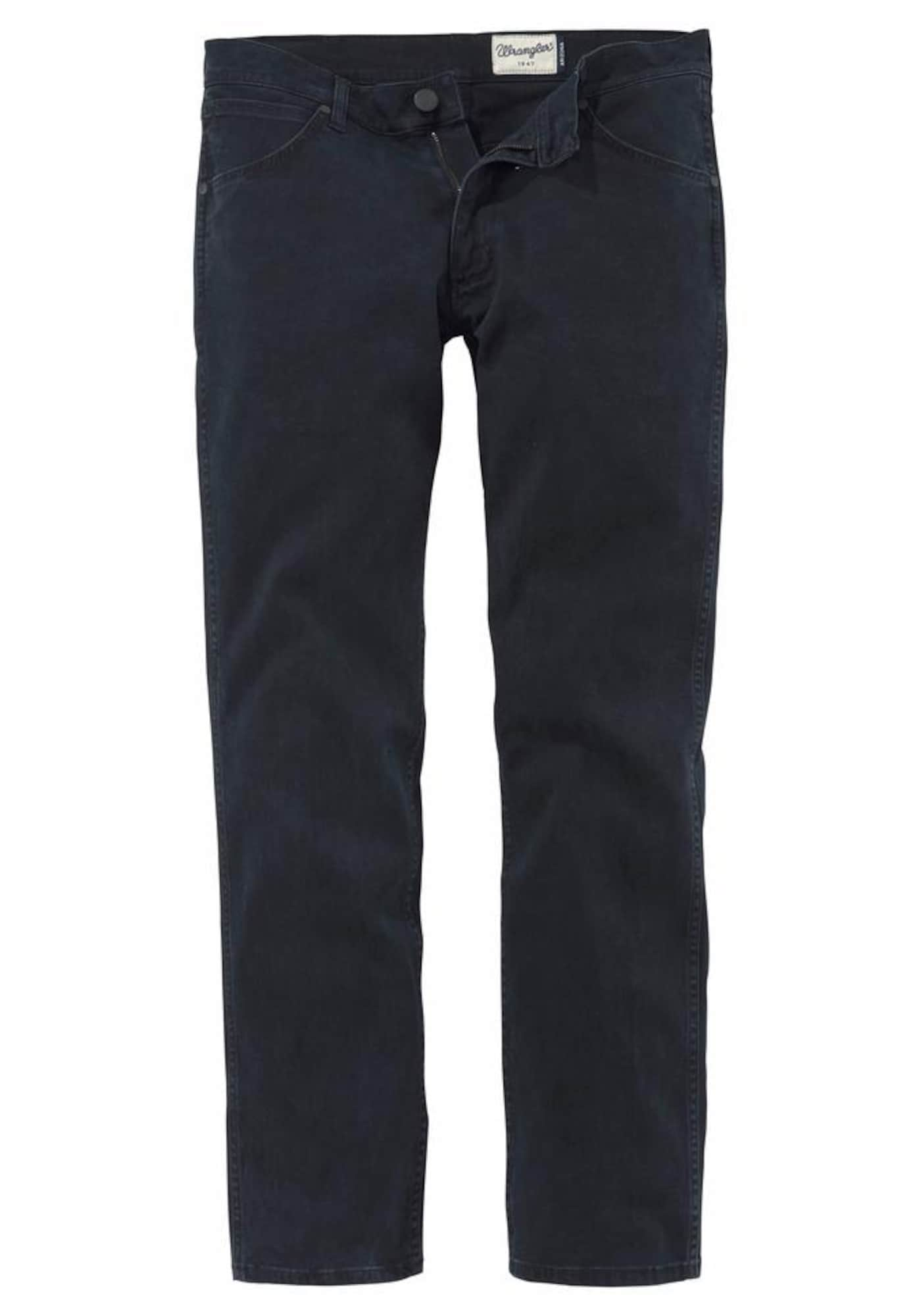 WRANGLER Heren Jeans Arizona navy