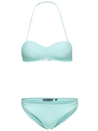 Detailreicher Bikini