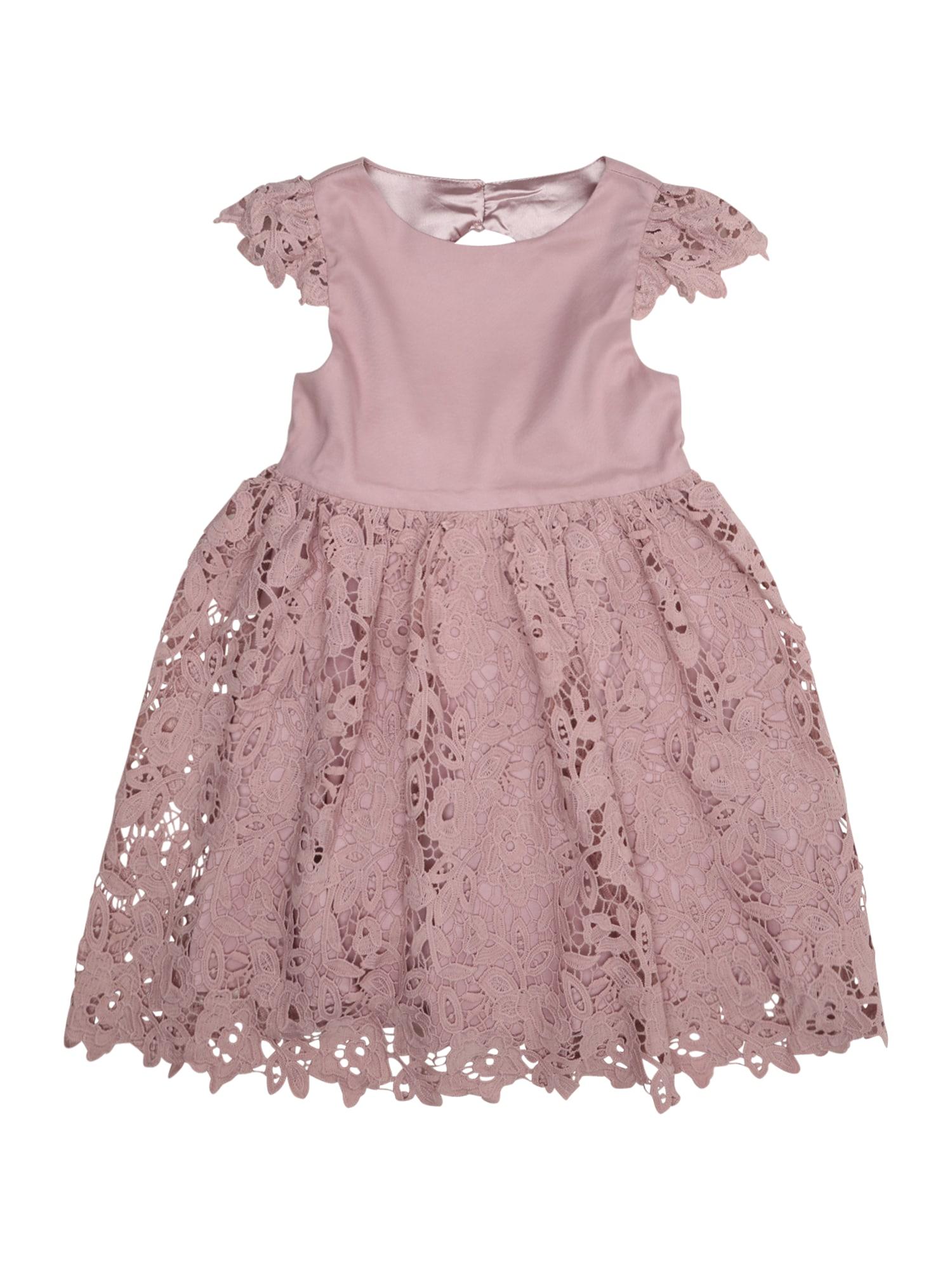 Šaty Bella růžová Chi Chi Girls