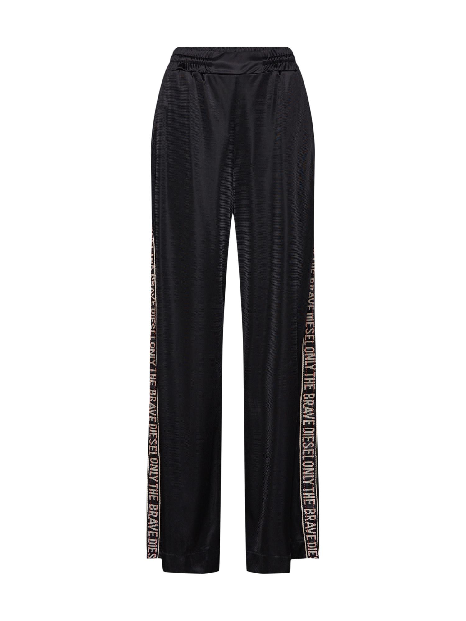 Kalhoty P-ROLEN černá DIESEL