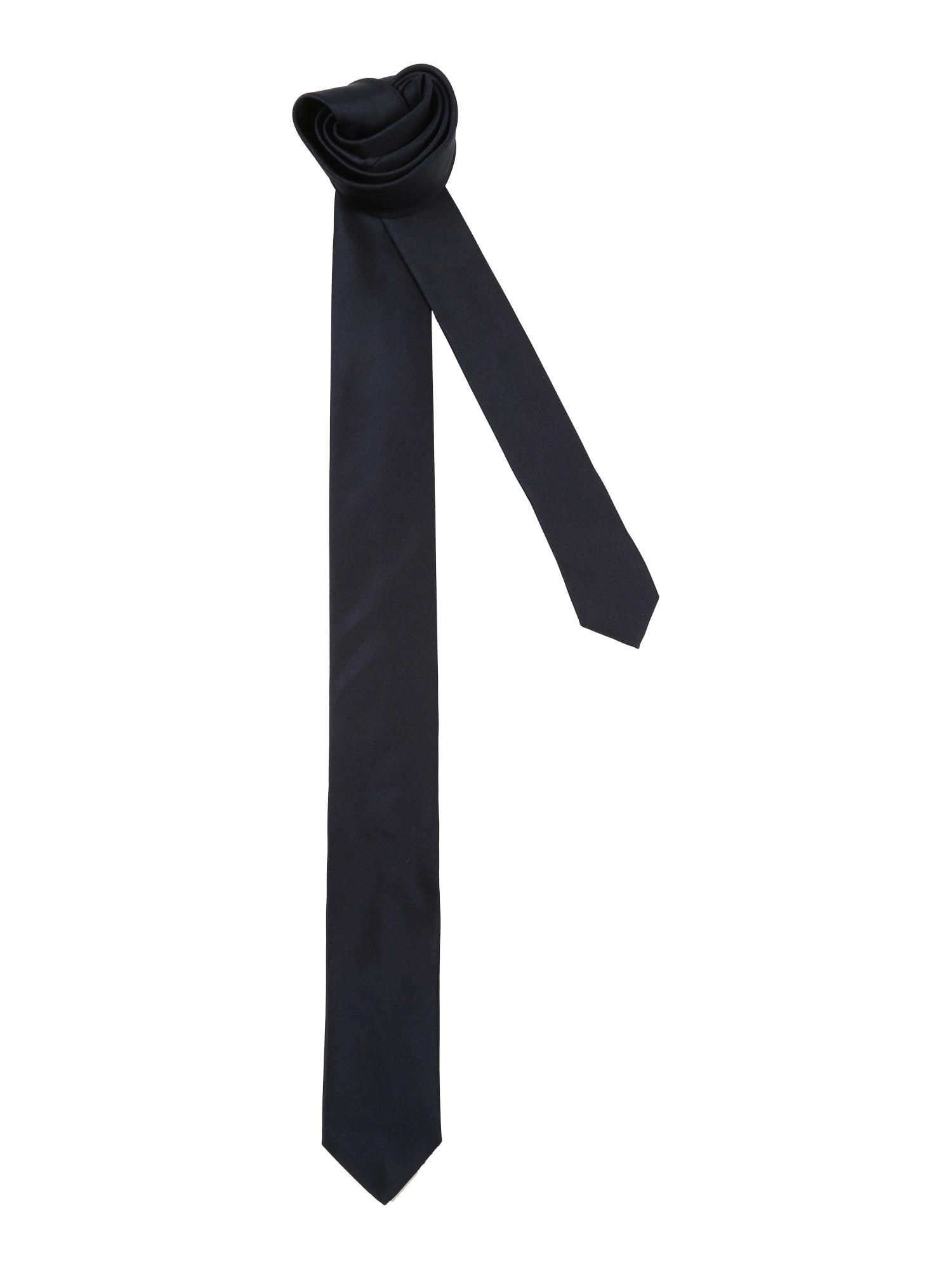 Kravata 6cm námořnická modř HUGO