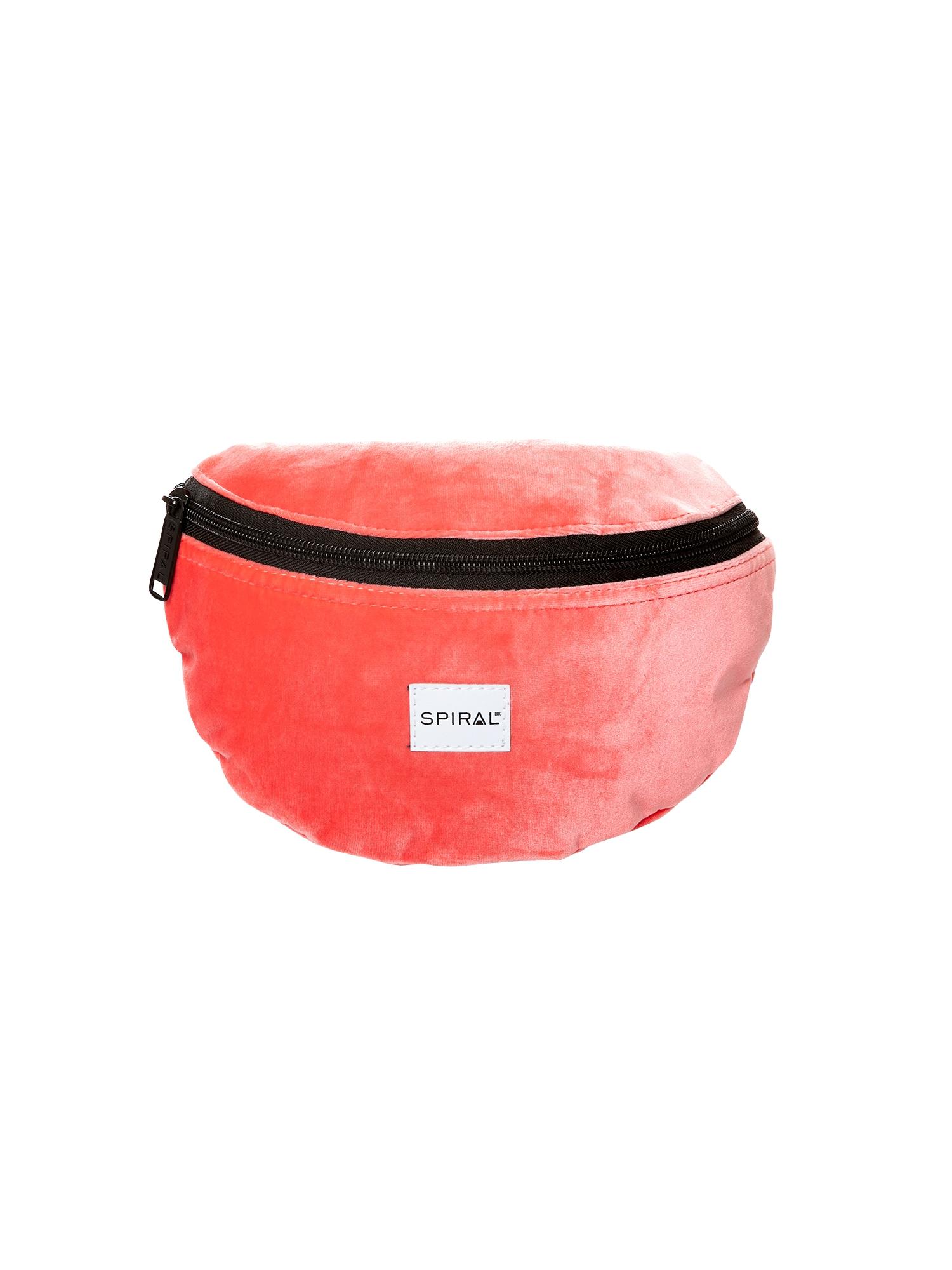 Ledvinka BUM BAG 8 červená SPIRAL