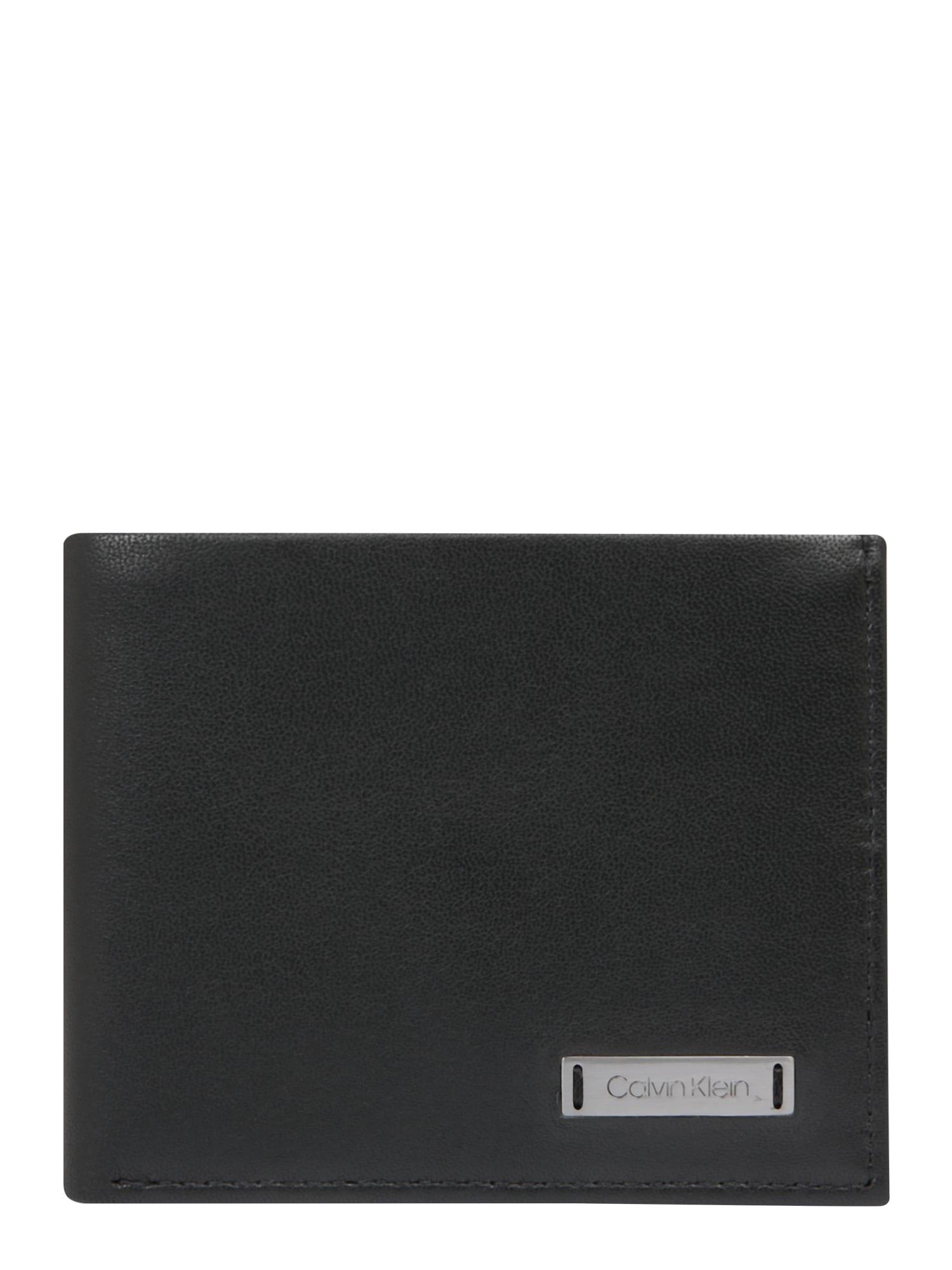 Peněženka SMOOTH černá Calvin Klein