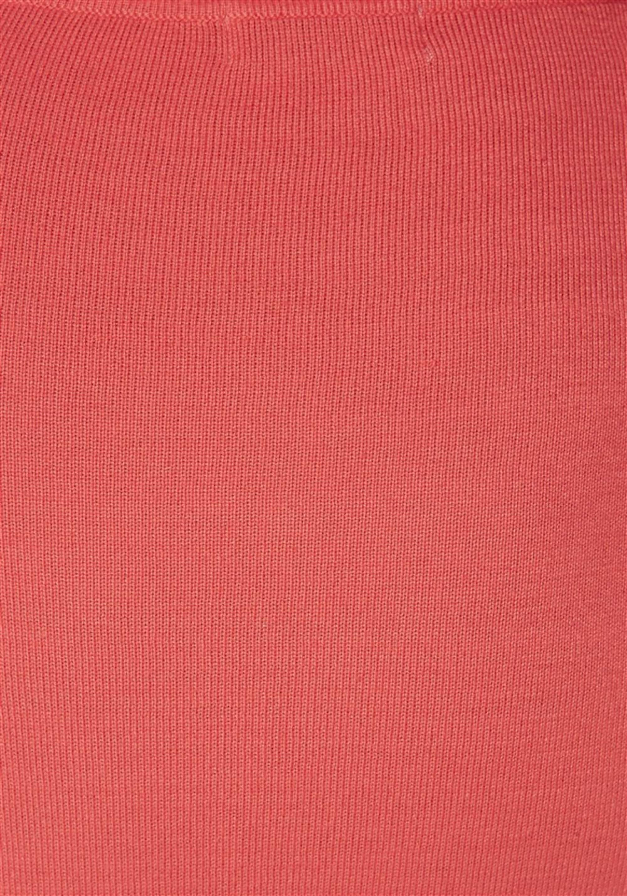 AJC Sweter  jasnoczerwony