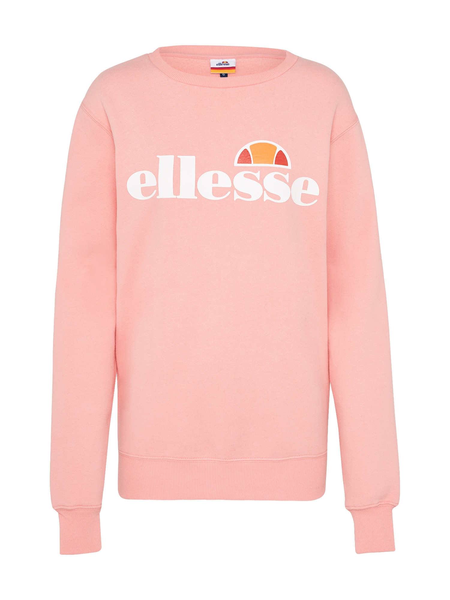 ELLESSE Dames Sweatshirt Agata rosa