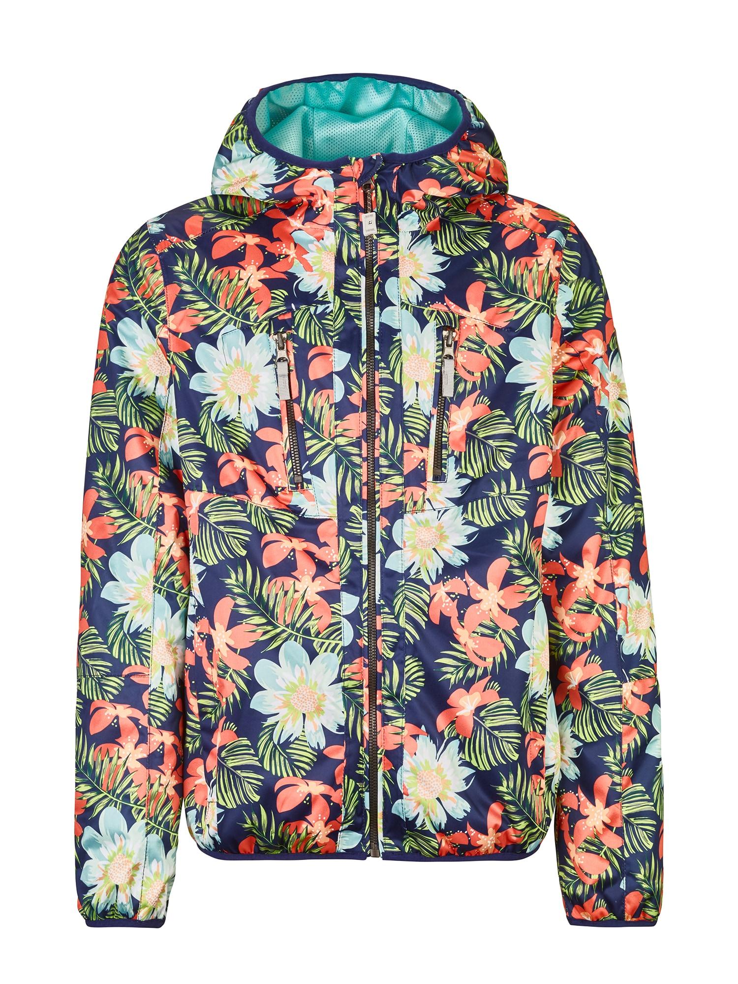 Outdoorová bunda tmavě modrá mix barev KILLTEC