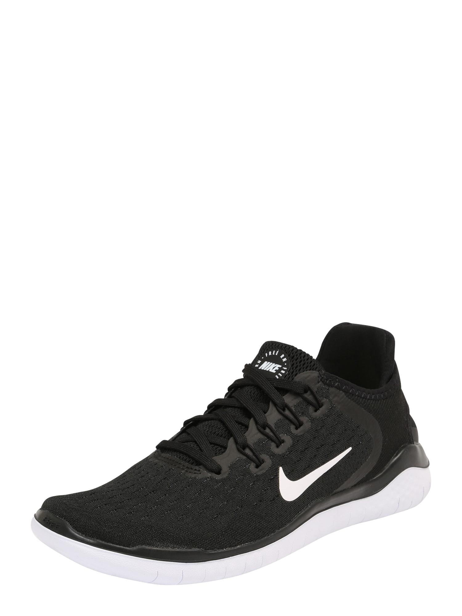 Laufschuh 'Free RN' | Schuhe > Sportschuhe | Schwarz - Weiß | Nike
