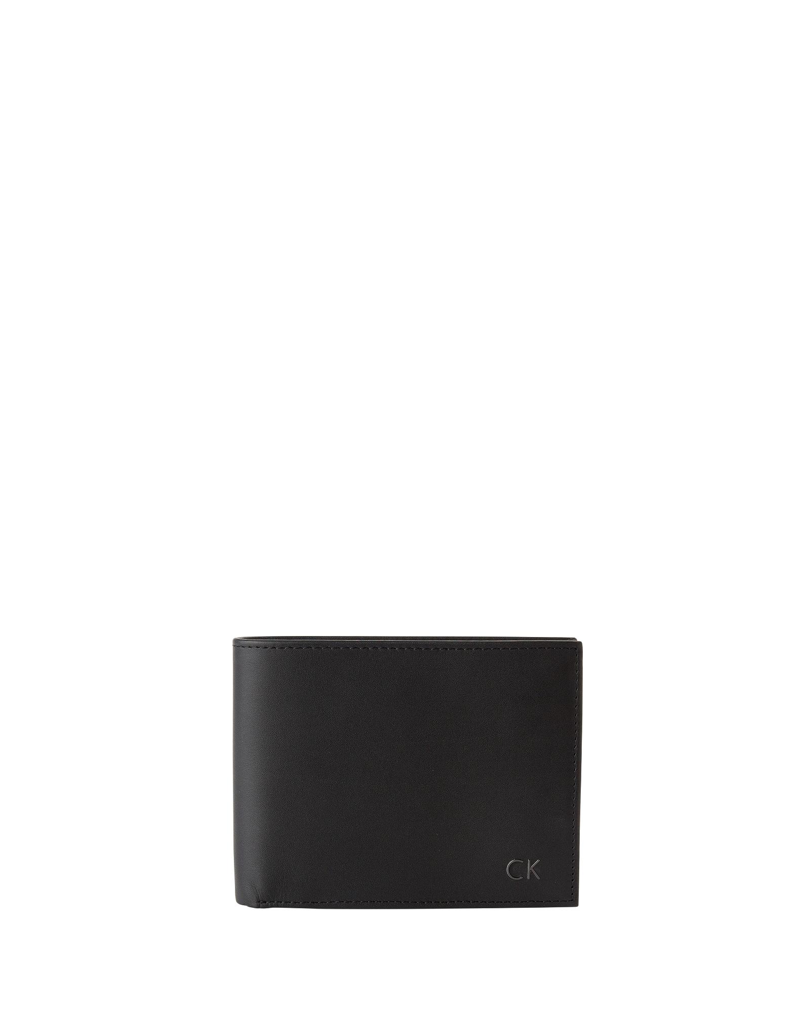 Peněženka Leon černá Calvin Klein