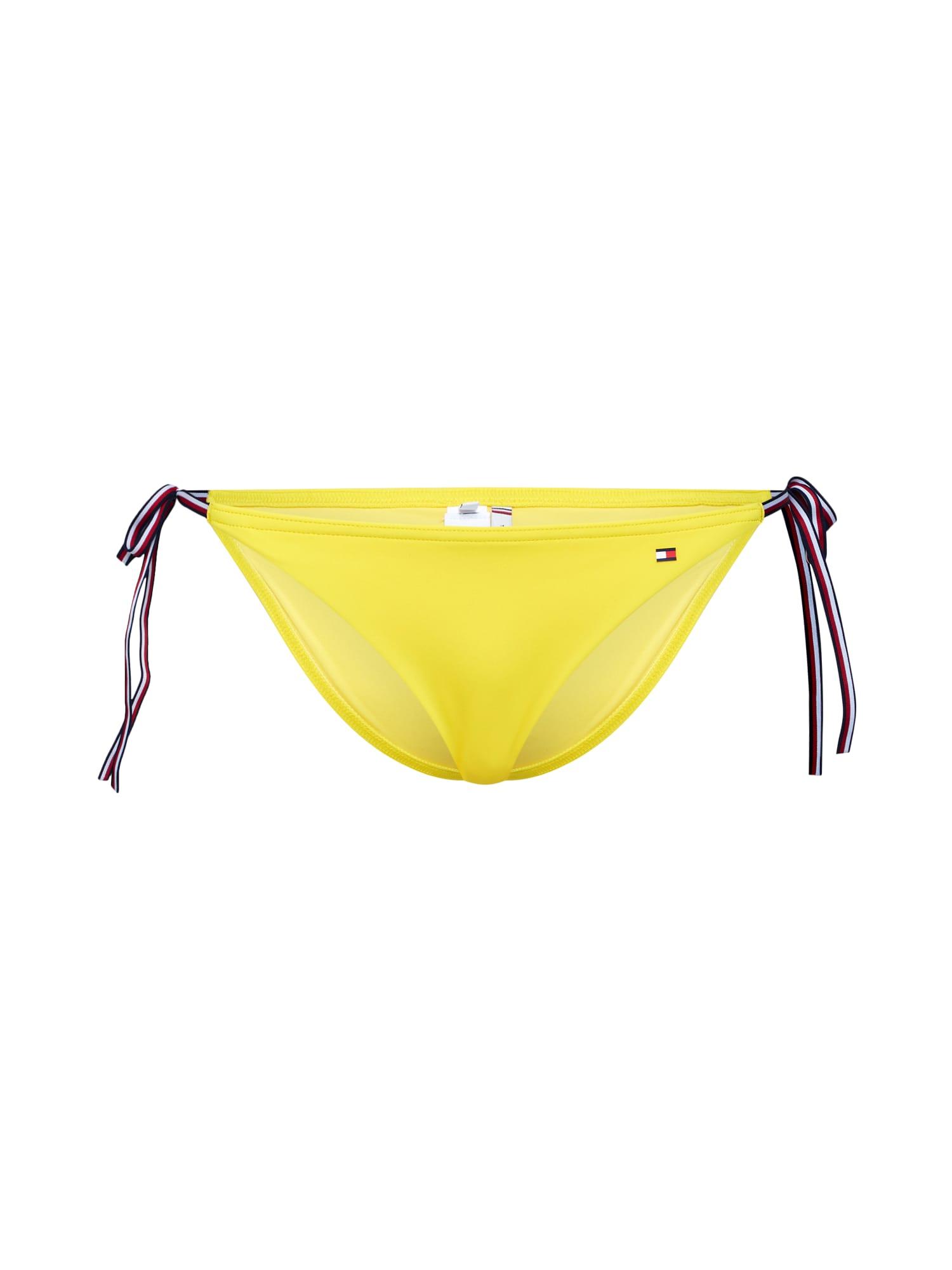 Spodní díl plavek žlutá Tommy Hilfiger Underwear