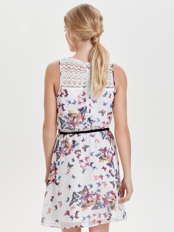 ONLY Kleid ohne Ärmel