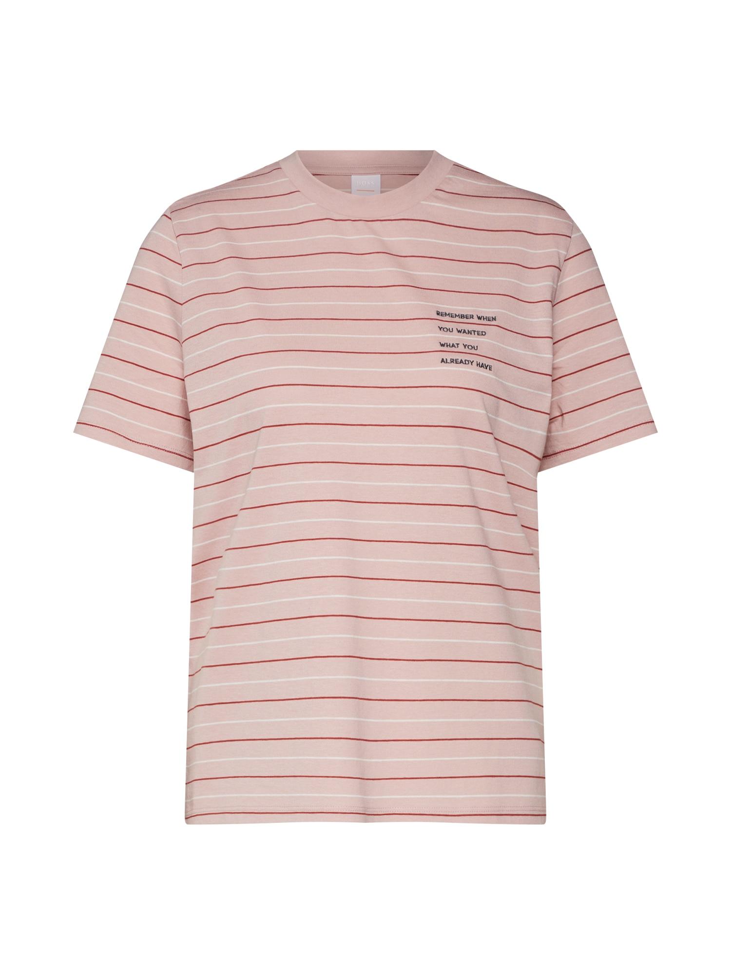 Tričko Teewow růžová BOSS