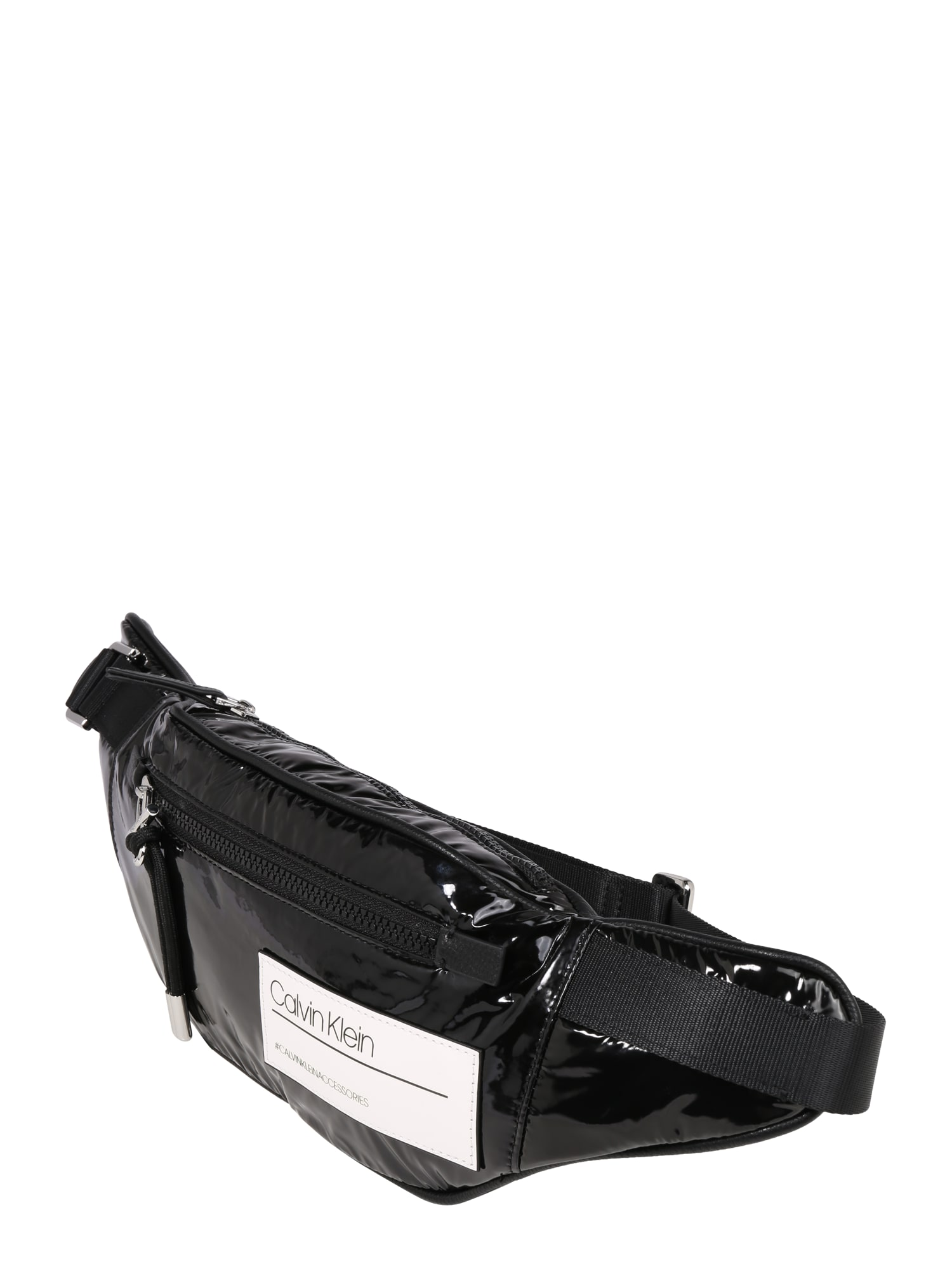 Ledvinka BIND URBAN CROSSBODY černá Calvin Klein