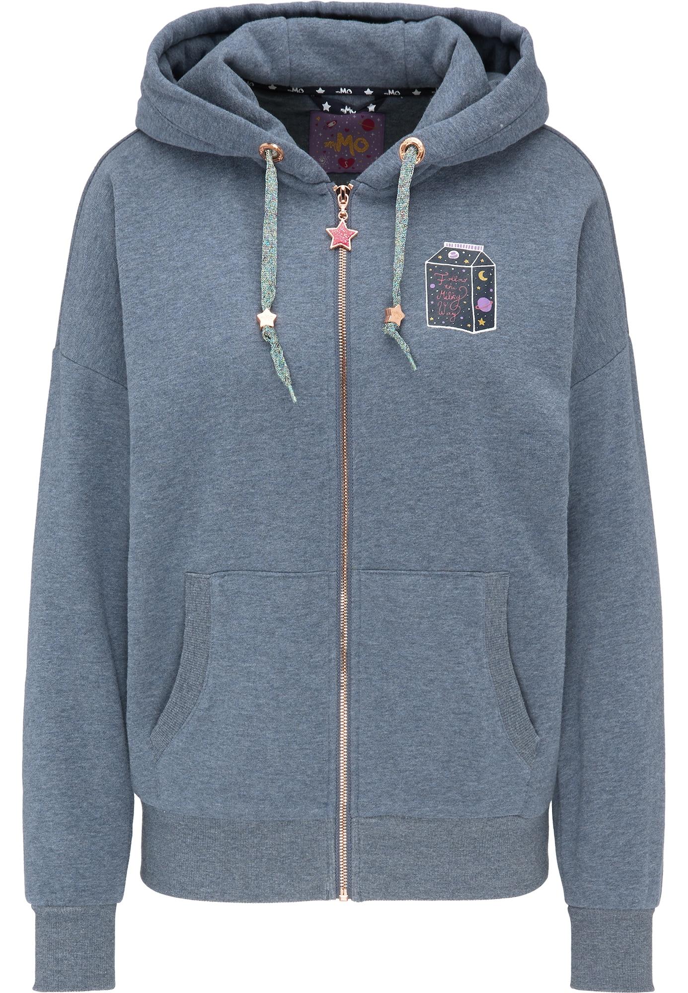 Sweatjacke   Bekleidung > Sweatshirts & -jacken   MYMO