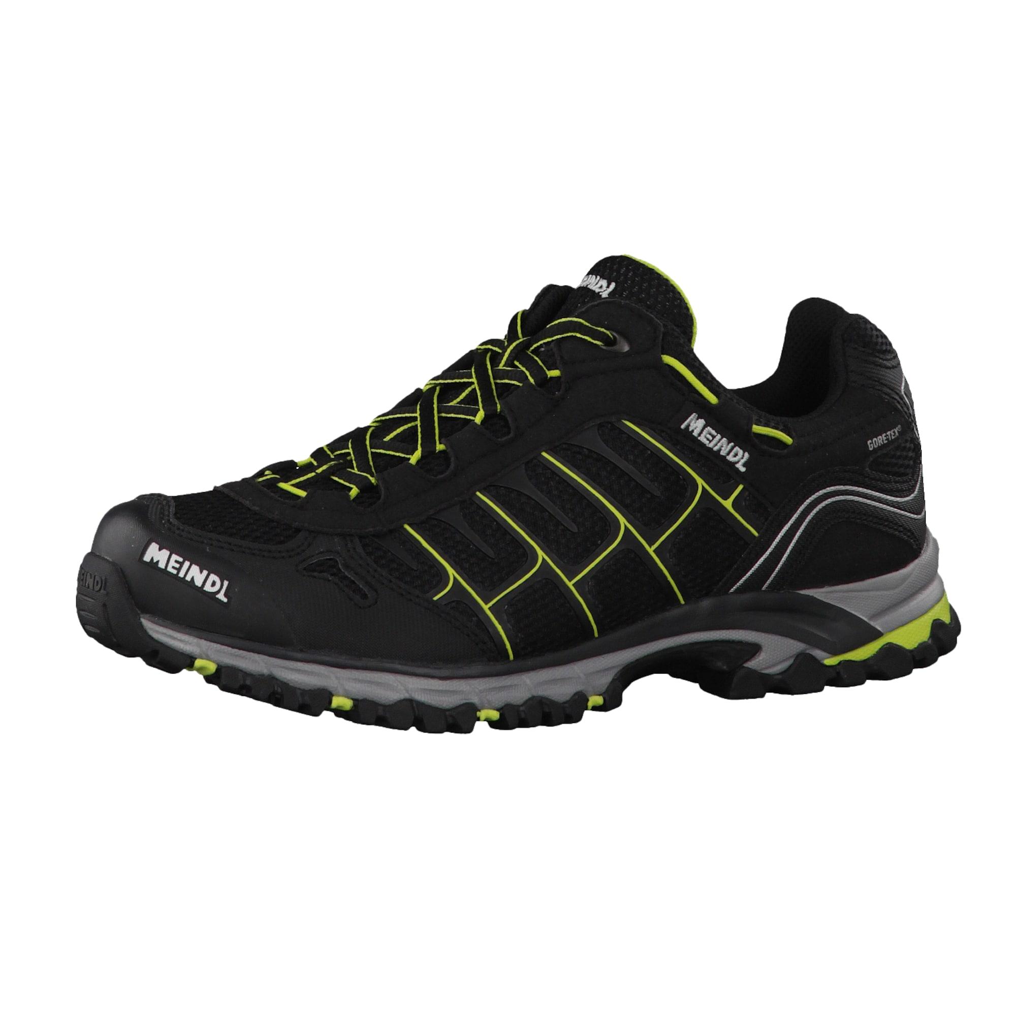Hikingschuhe 'Cuba GTX 3018' | Schuhe > Outdoorschuhe > Hikingschuhe | Schwarz | MEINDL