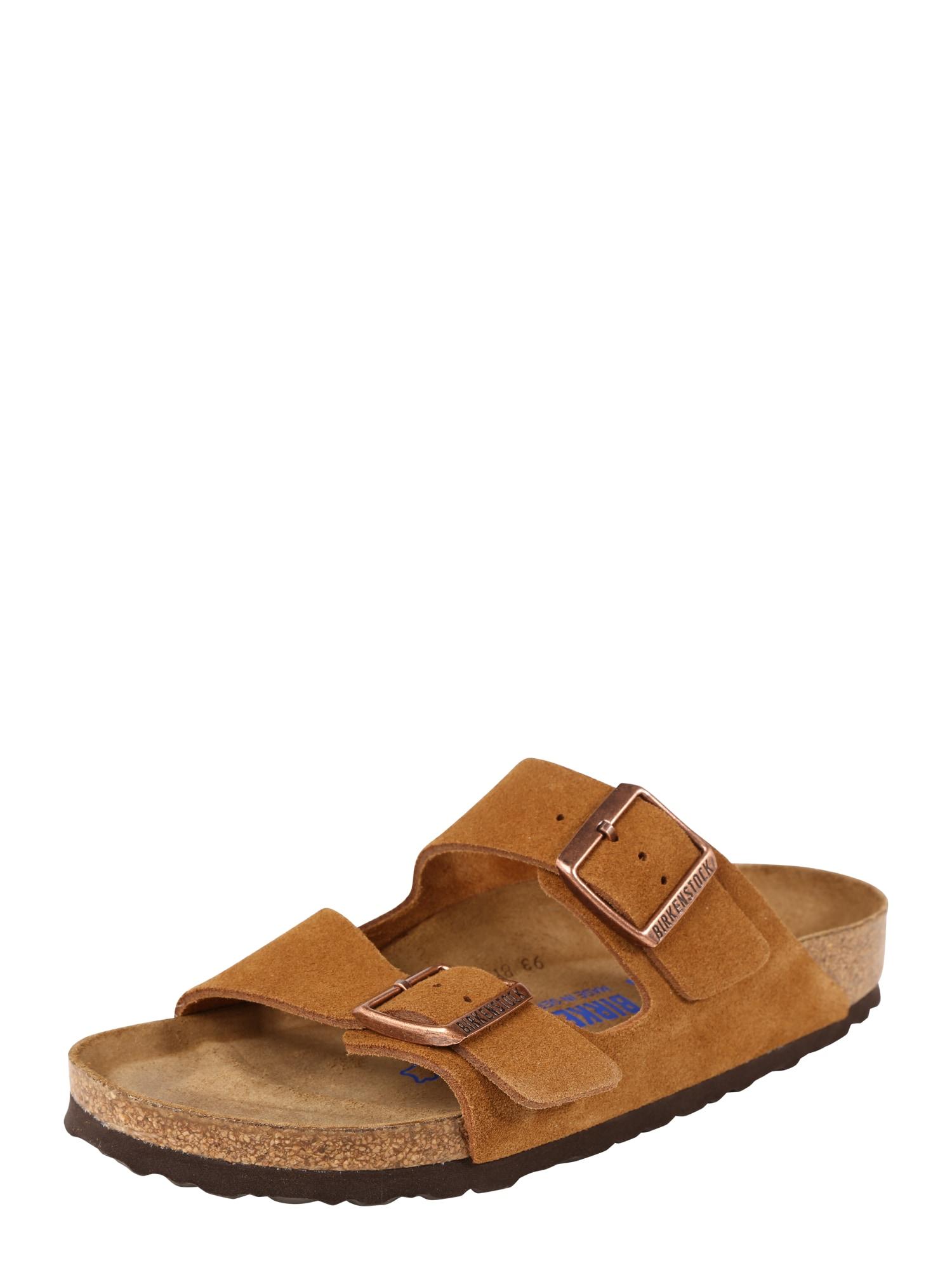 Pantofle Arizona písková BIRKENSTOCK