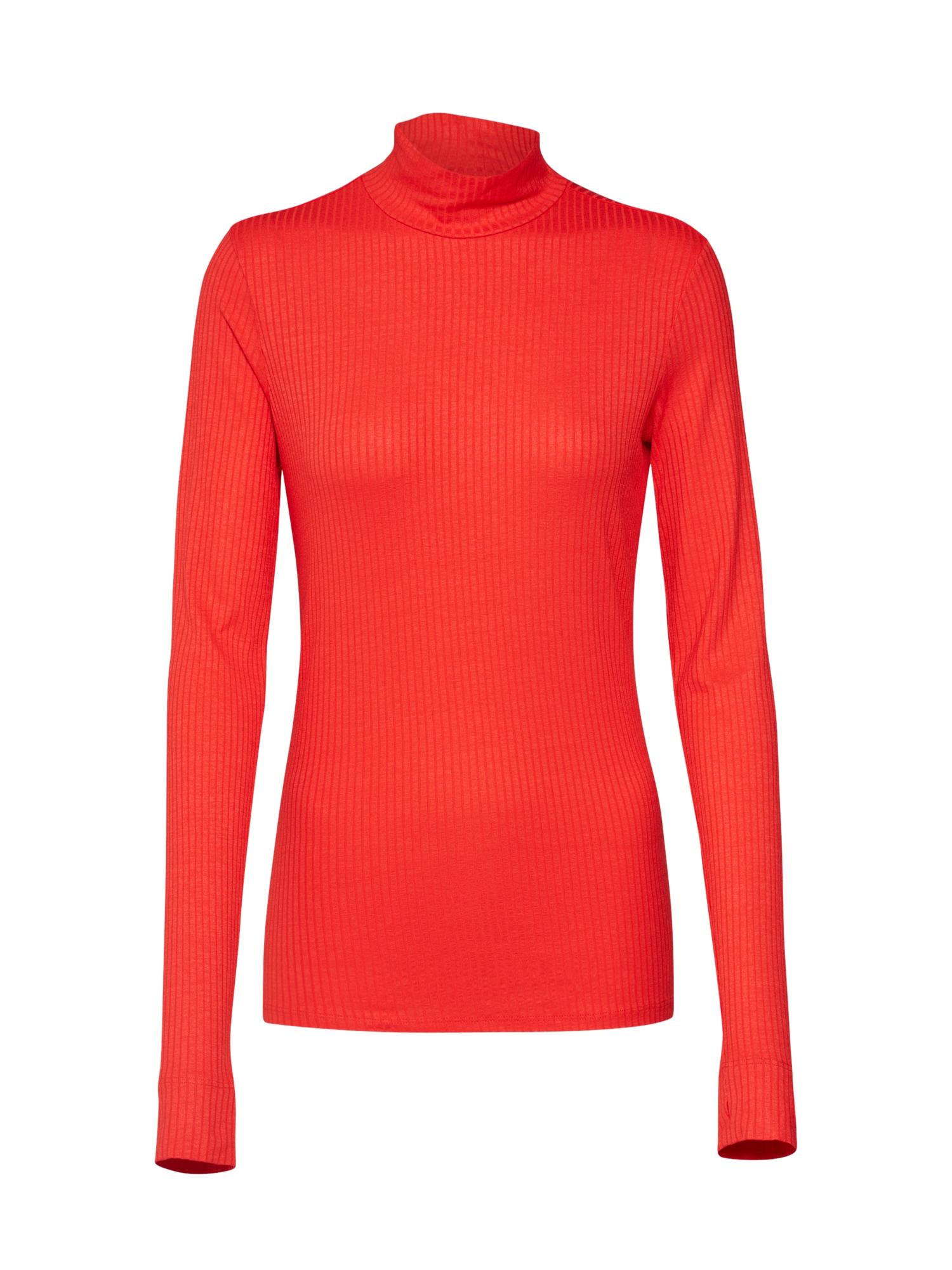 Tričko Ninelli ohnivá červená HUGO