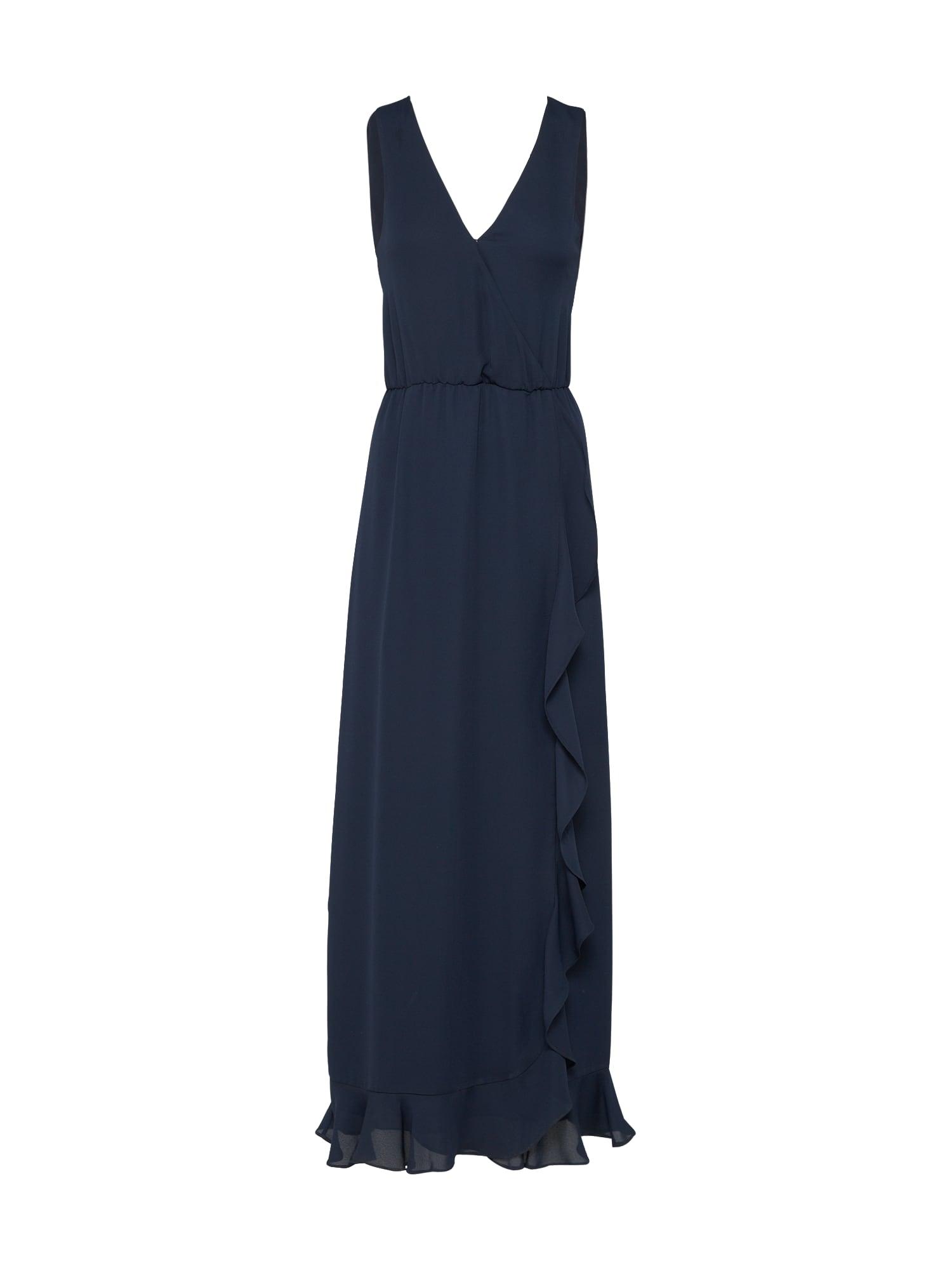 Koktejlové šaty Limon l dress 6891 noční modrá Samsoe & Samsoe