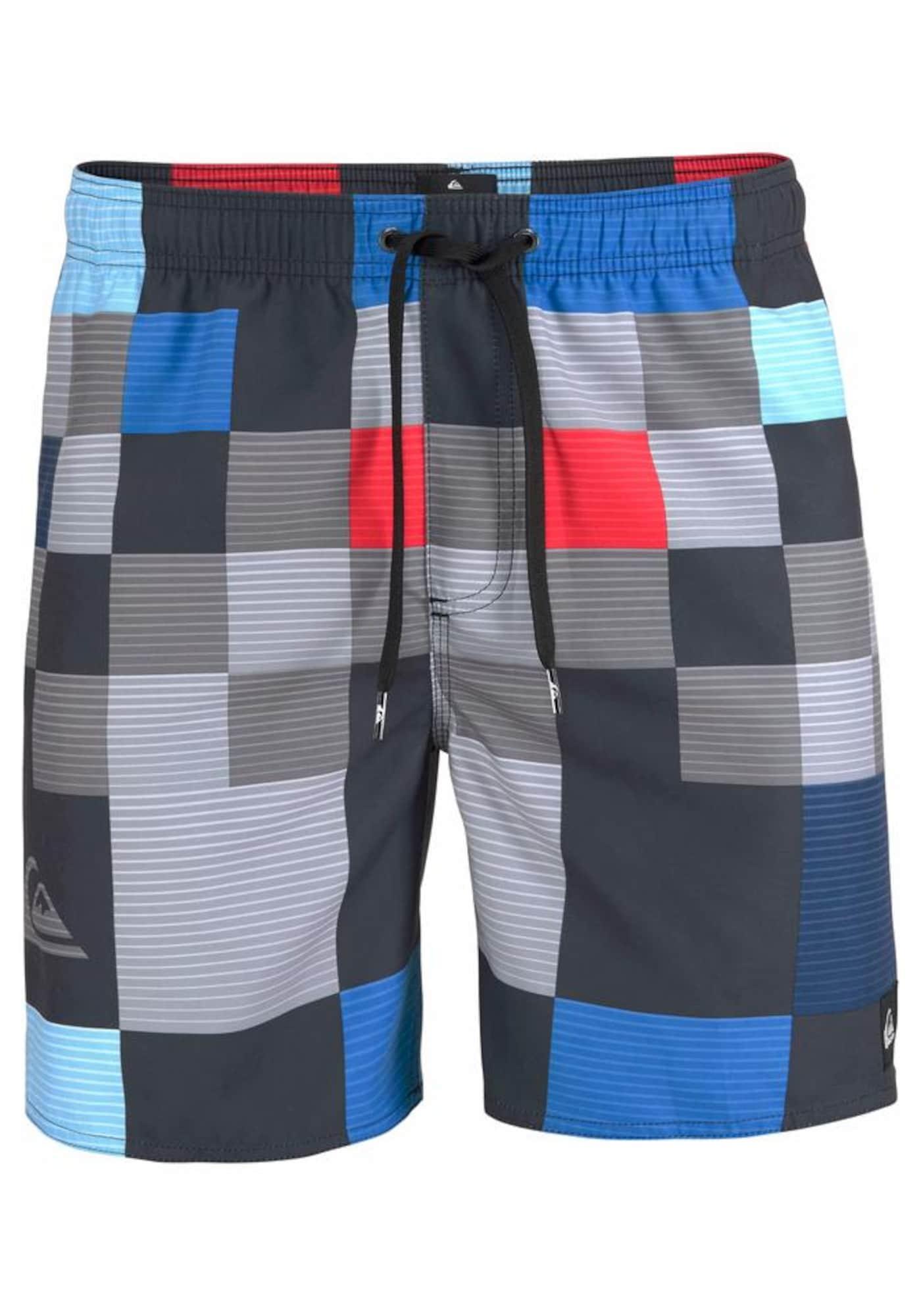 Boardshorts 'CHECKERS CHECKER'   Bekleidung > Bademode > Boardshorts   Mehrfarbig   Quiksilver