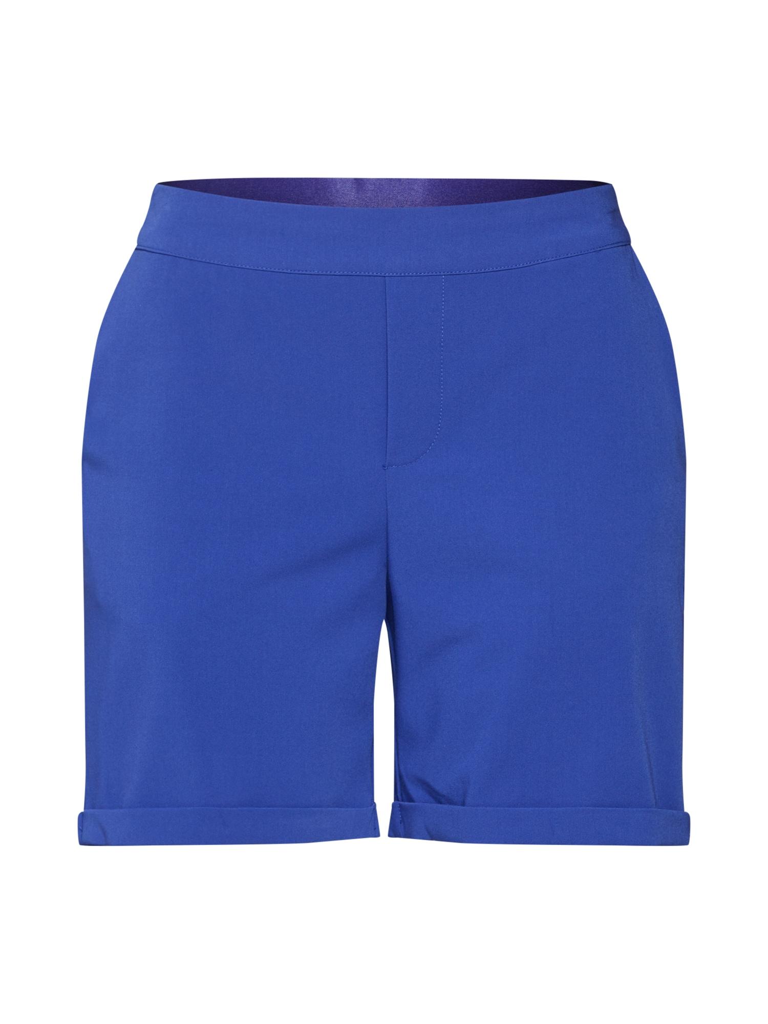 Kalhoty CECILIE královská modrá OBJECT
