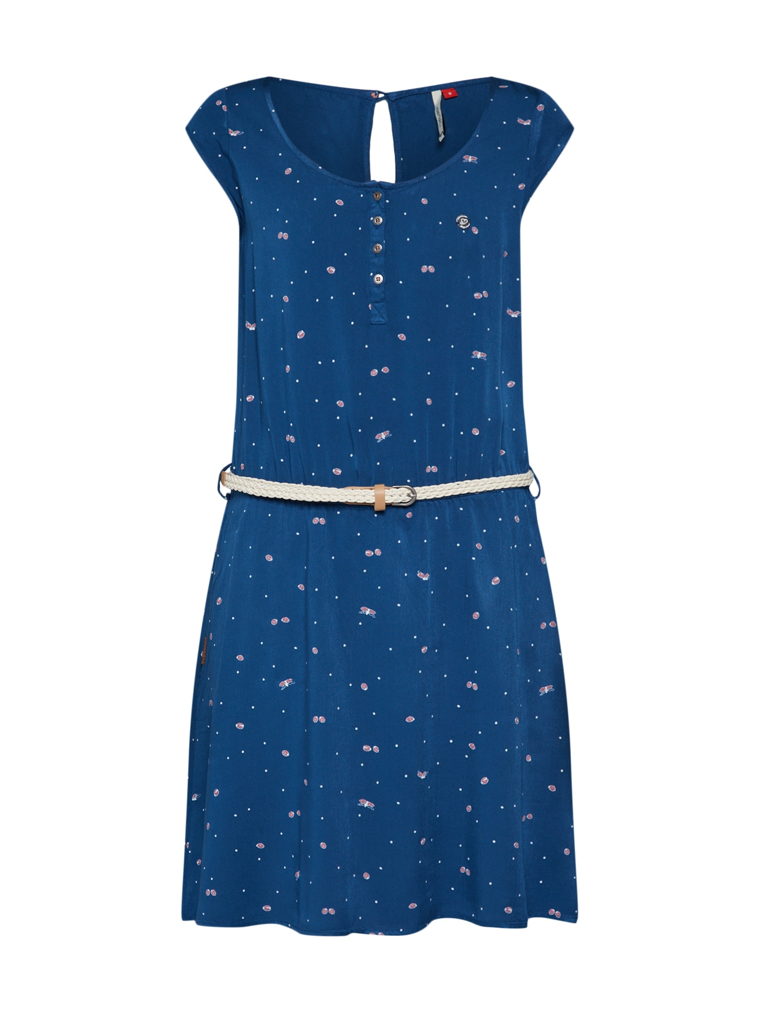 Šaty Zephie nebeská modř mix barev Ragwear