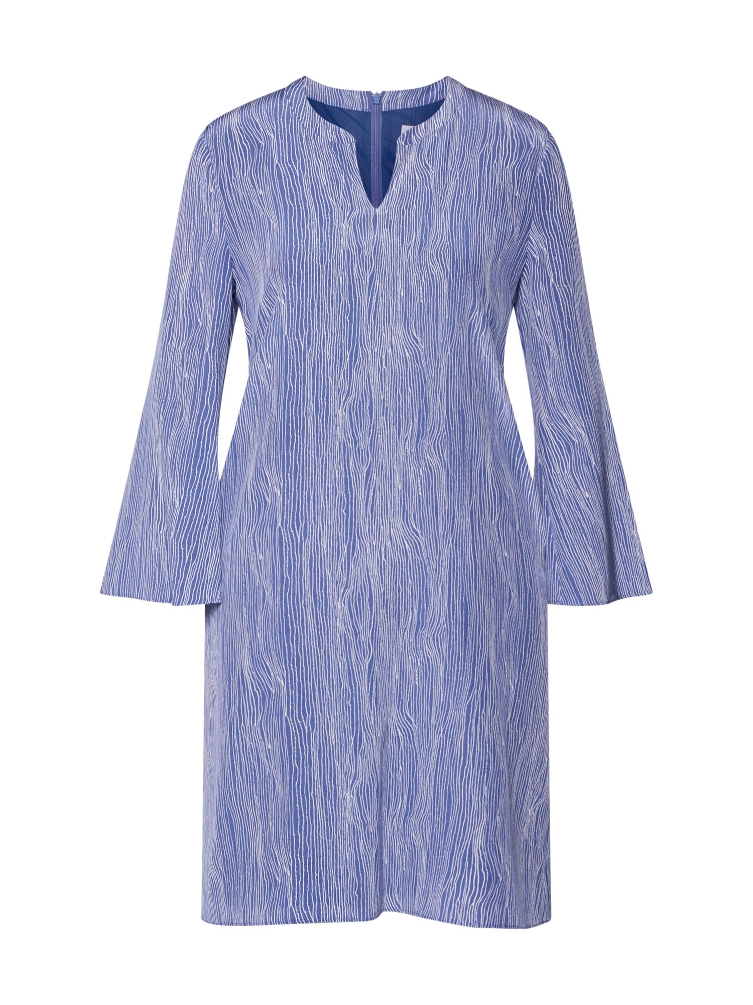 Šaty Aseta nebeská modř bílá BOSS