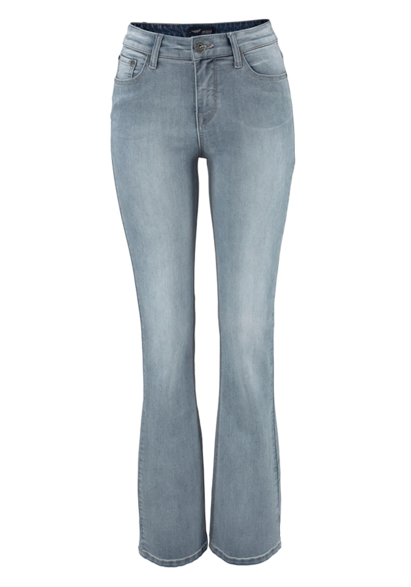 High-waist-Jeans 'Bootcut' | Bekleidung > Jeans > High Waist Jeans | Blue | ARIZONA