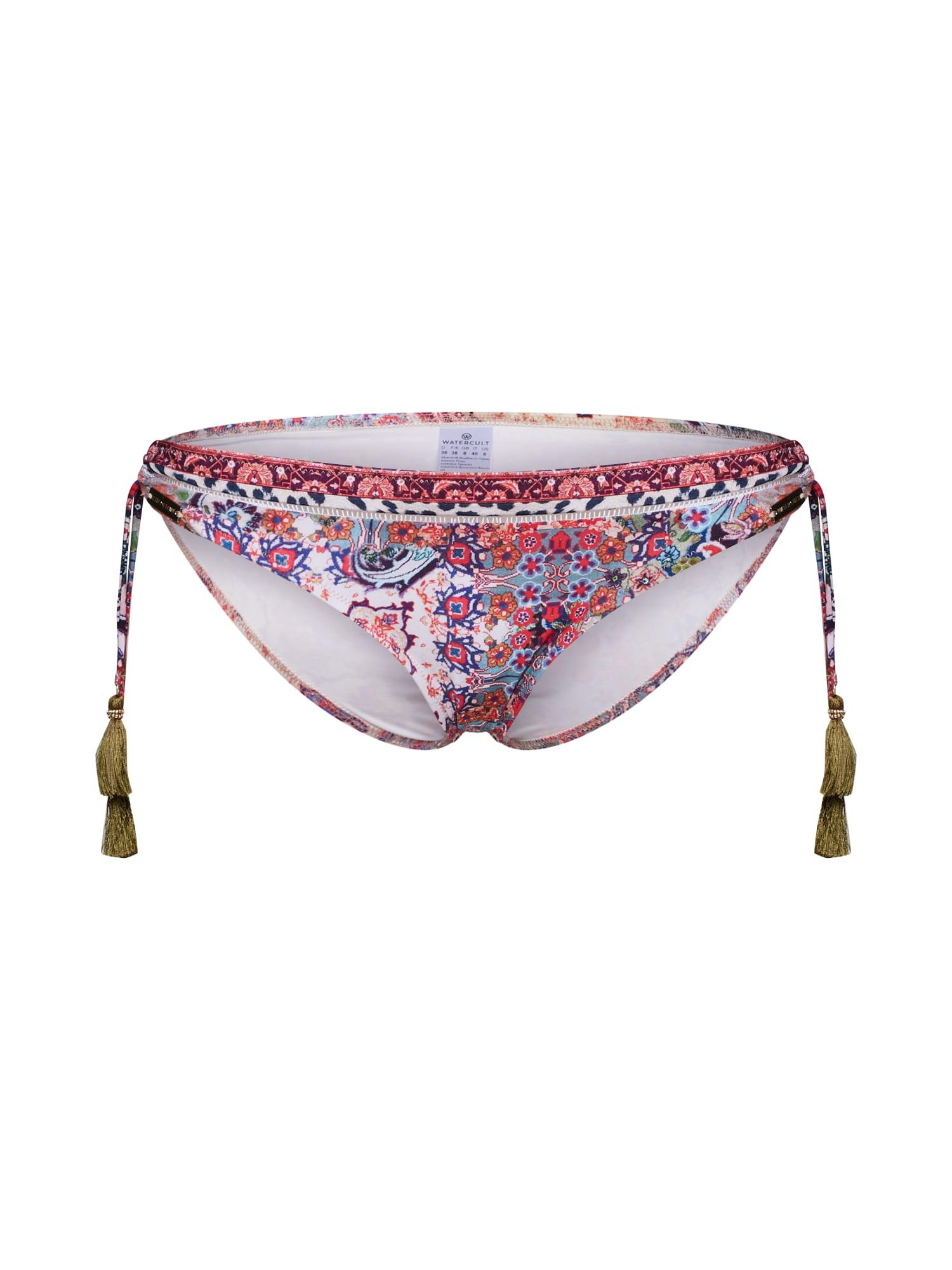Watercult, Dames Bikinibroek, gemengde kleuren